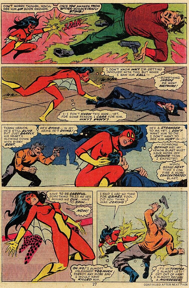 Spider-Woman (1978) #1 #50 - English 16