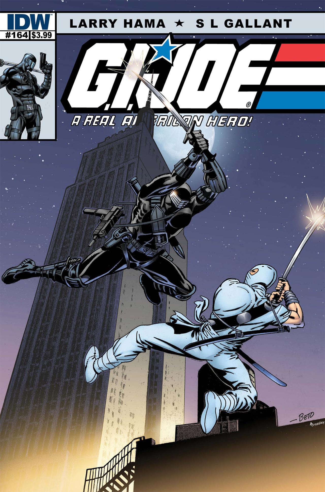 G.I. Joe: A Real American Hero 164 Page 1