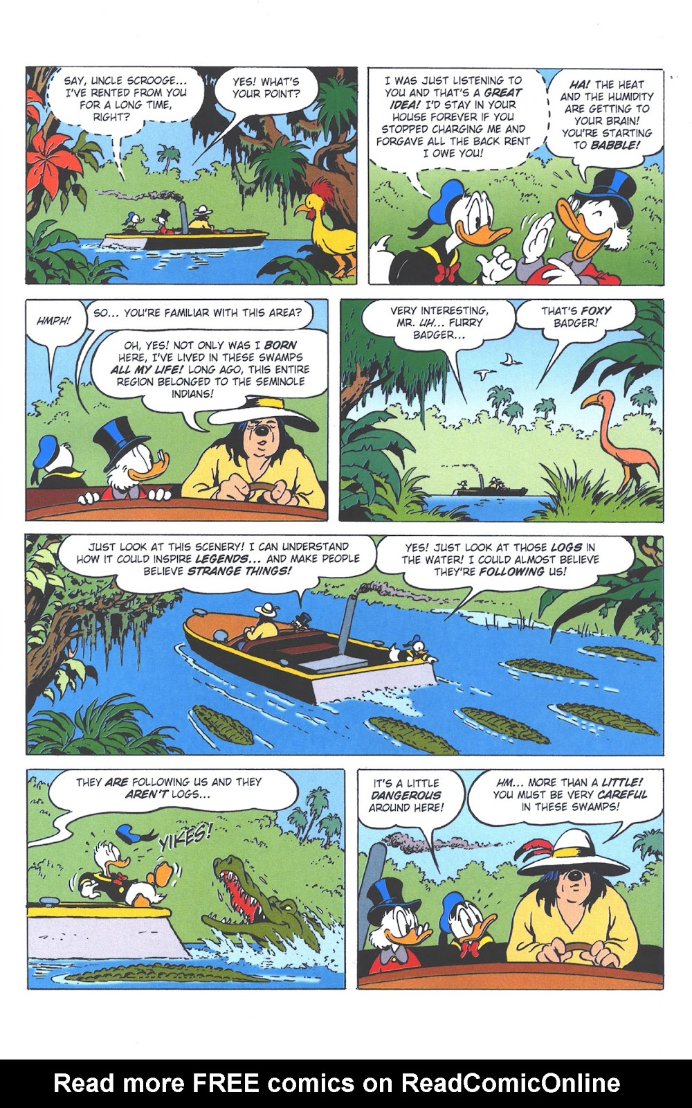 Uncle Scrooge (1953) Issue #378 #378 - English 53