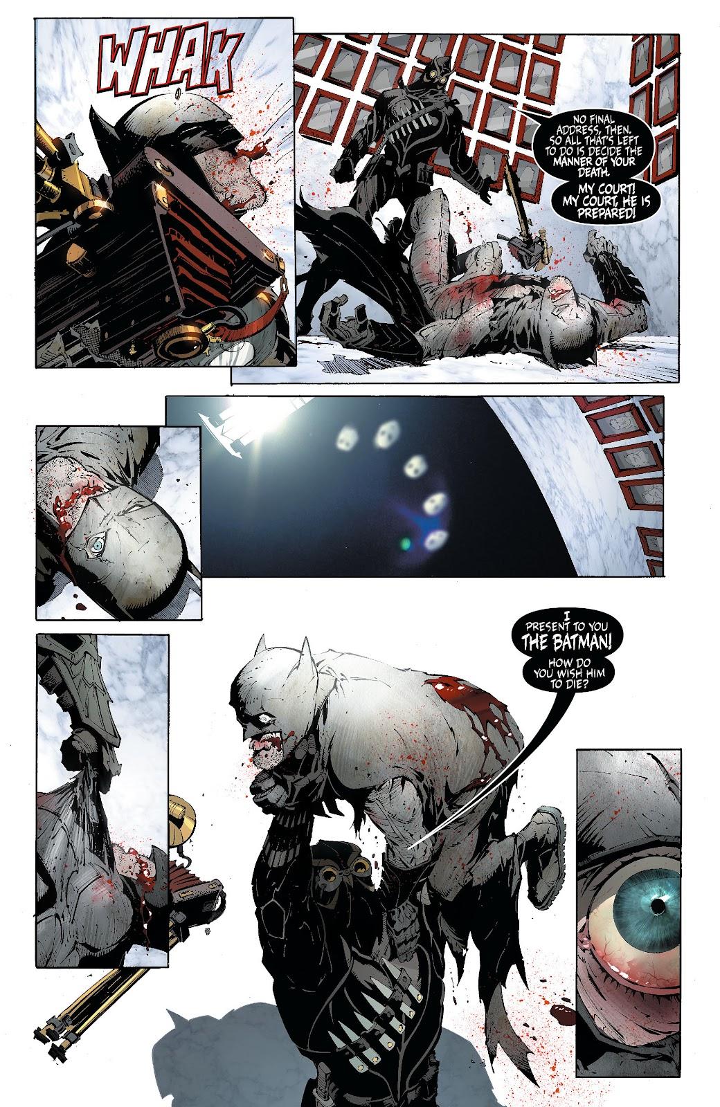 Batman (2011) Issue #6 #21 - English 8