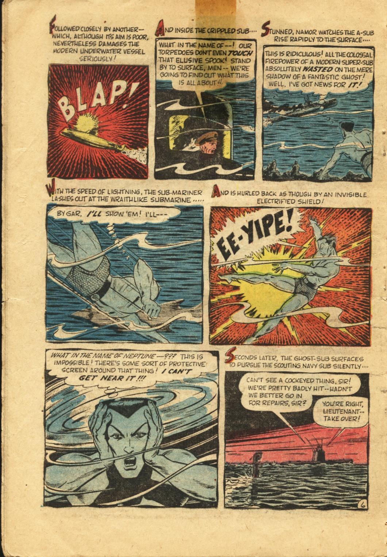 Sub-Mariner Comics #41 #41 - English 18