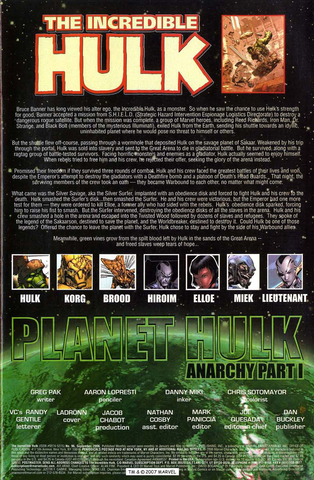 Read online The Incredible Hulk (2000) comic -  Issue #96 - 3