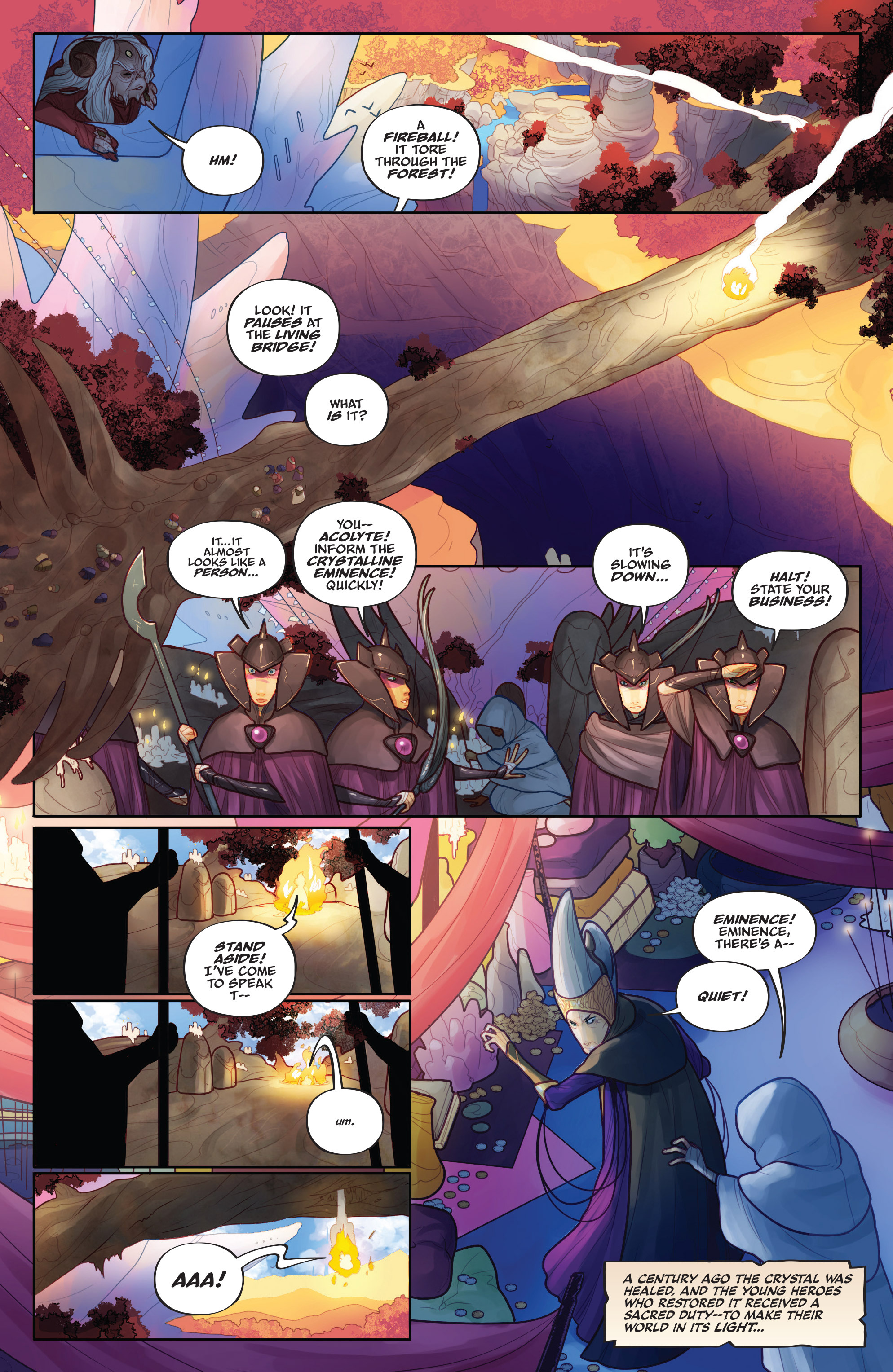 The Power of the Dark Crystal 1 Page 7