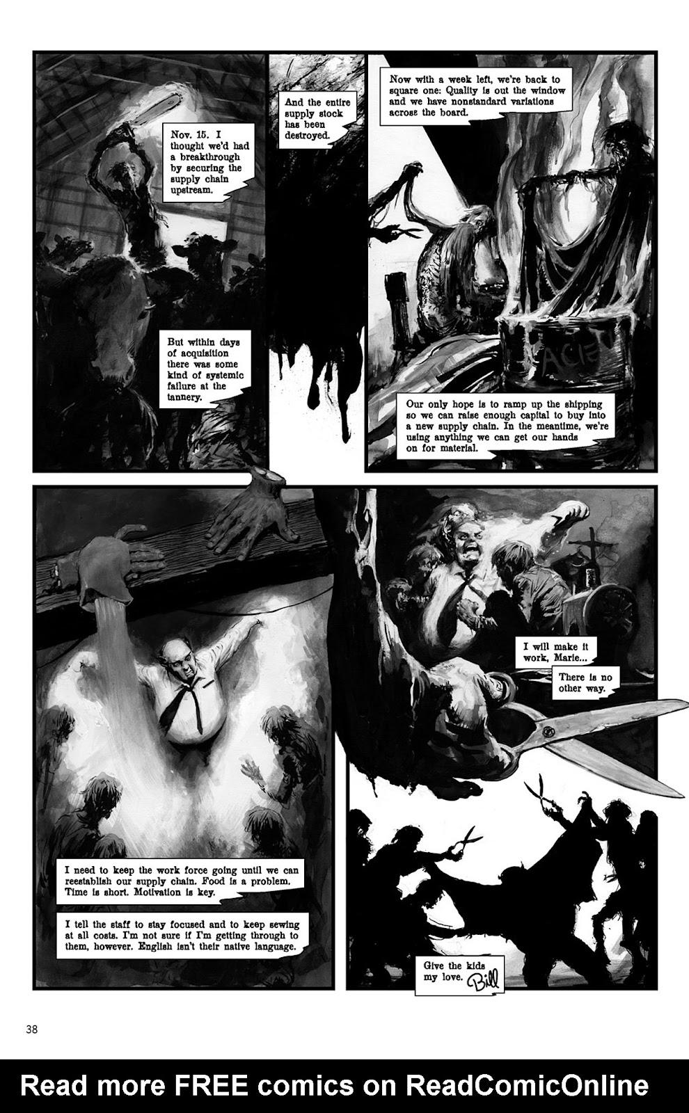 Creepy (2009) Issue #3 #3 - English 40