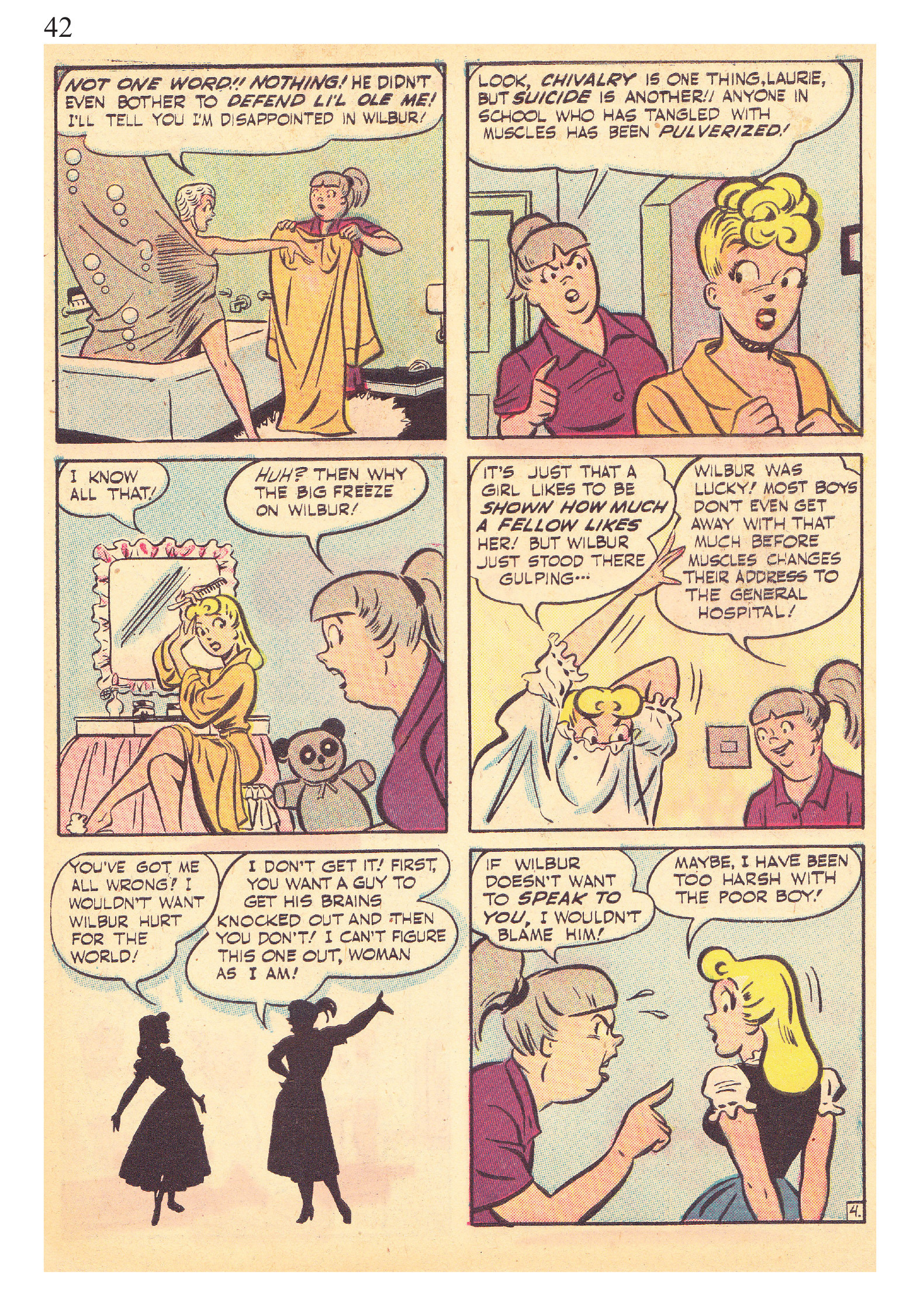 Read online The Best of Archie Comics comic -  Issue # TPB 2 (Part 1) - 44