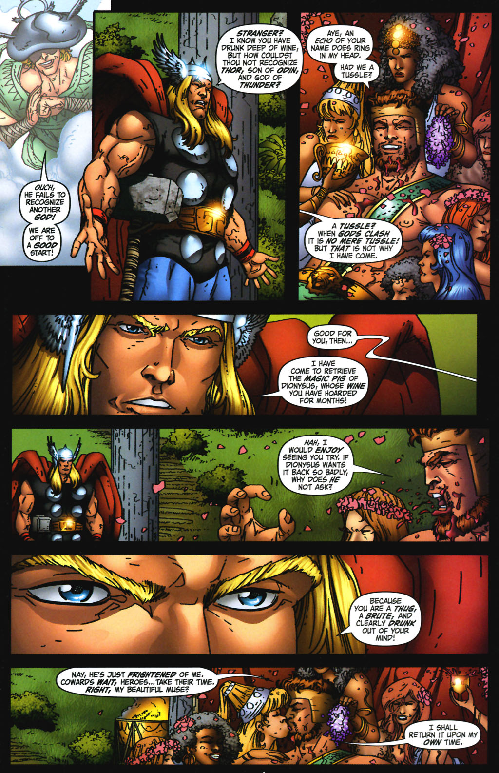 Read online Thor: Blood Oath comic -  Issue #3 - 5