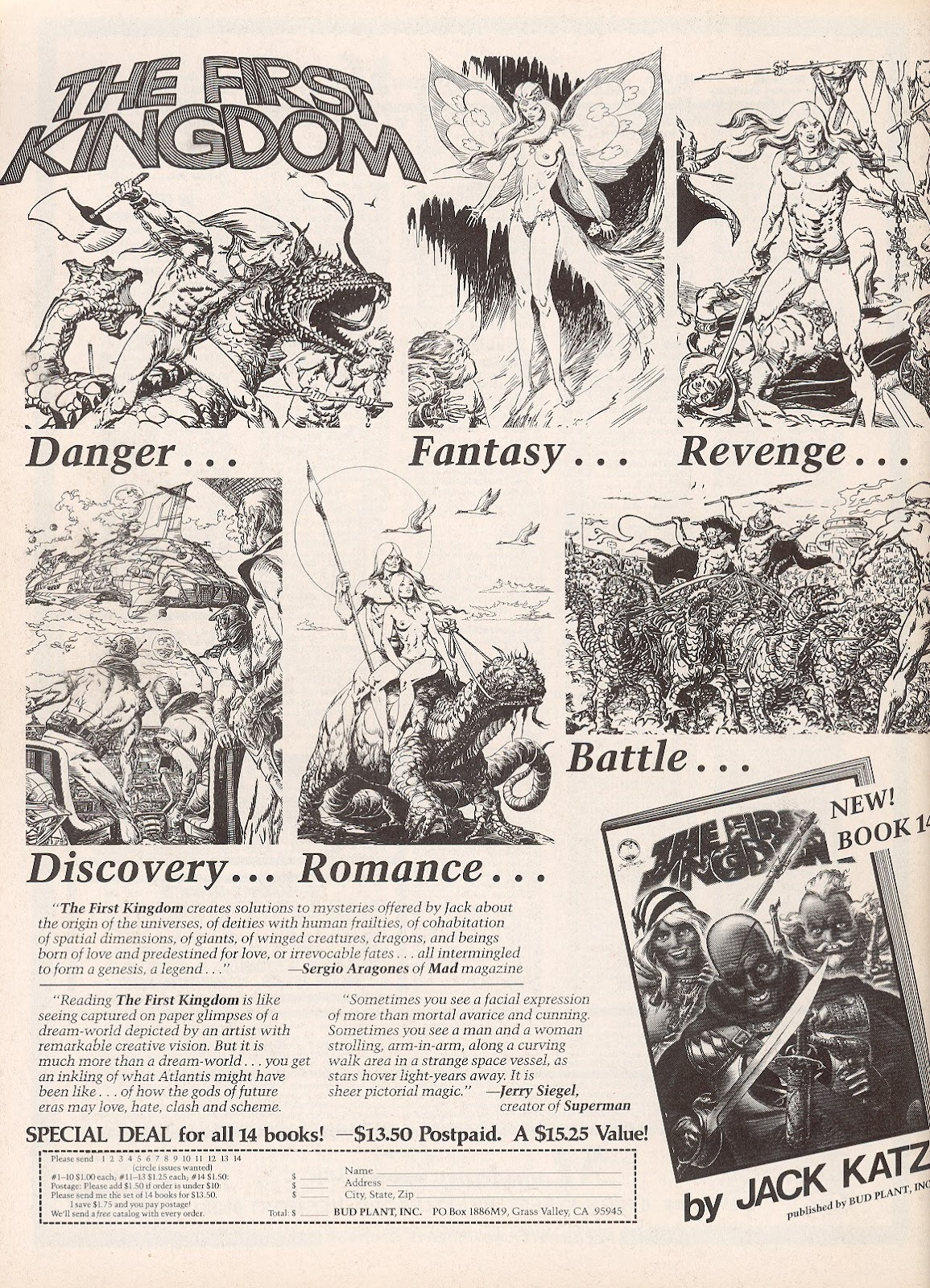 The Savage Sword Of Conan Issue #70 #71 - English 68