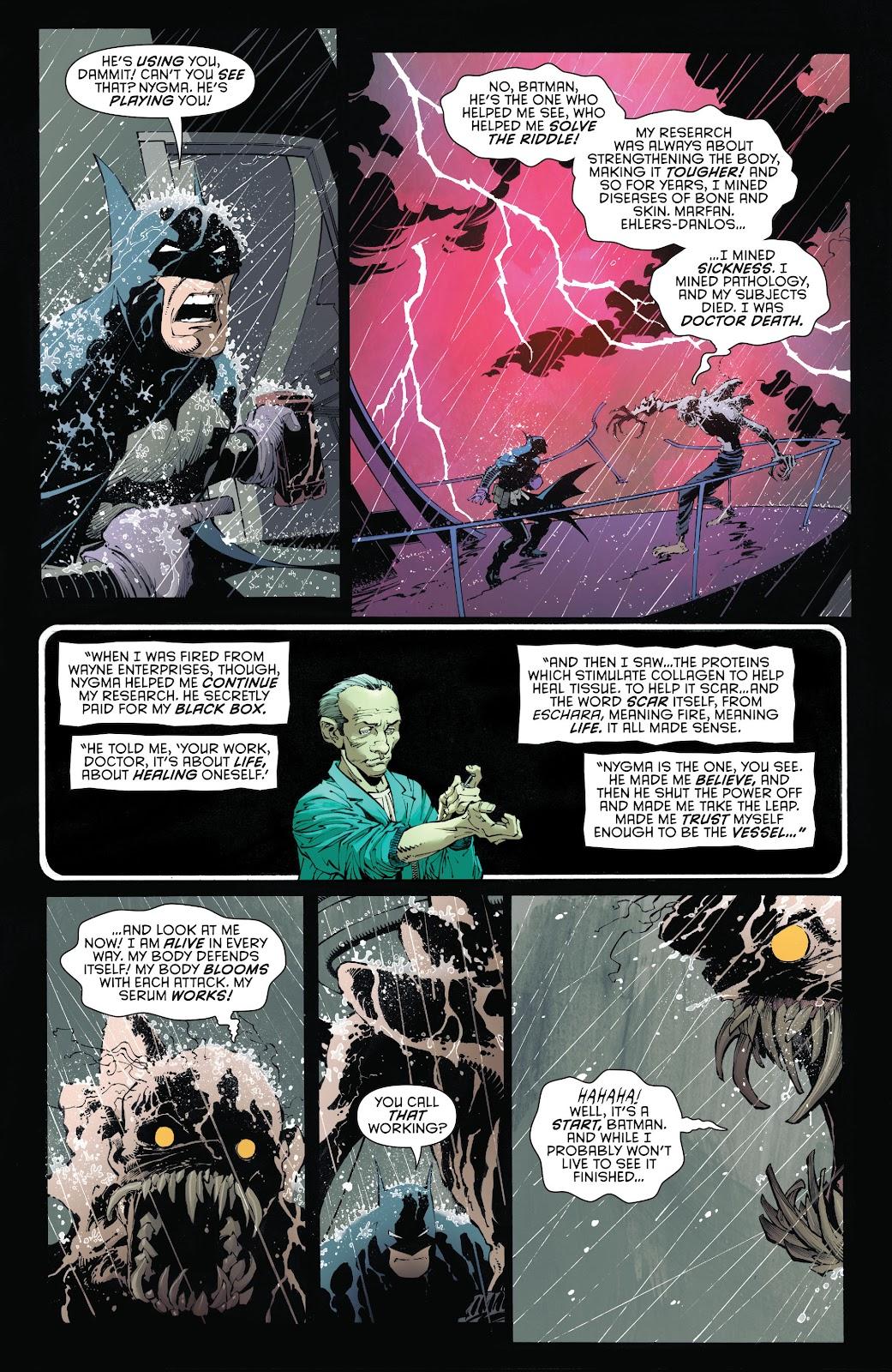 Batman (2011) Issue #29 #48 - English 21