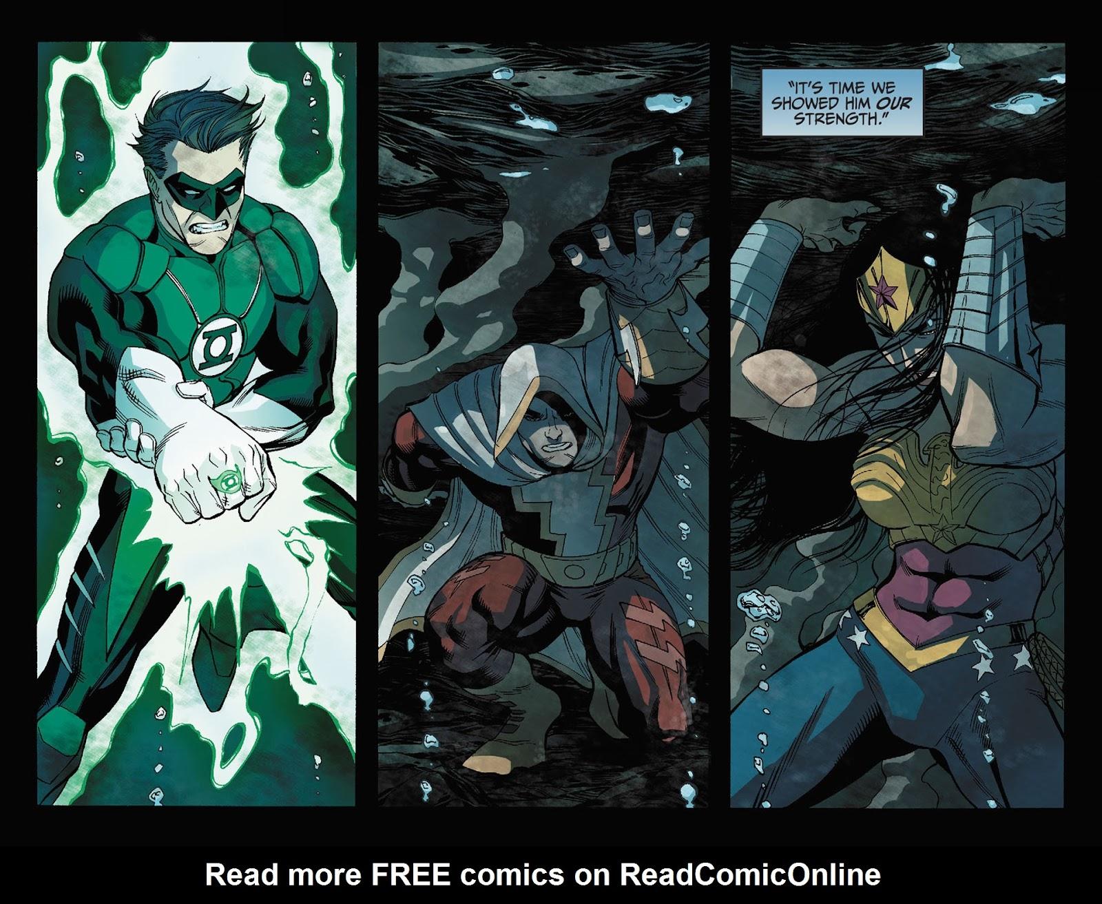 Injustice: Gods Among Us [I] Issue #12 #13 - English 14