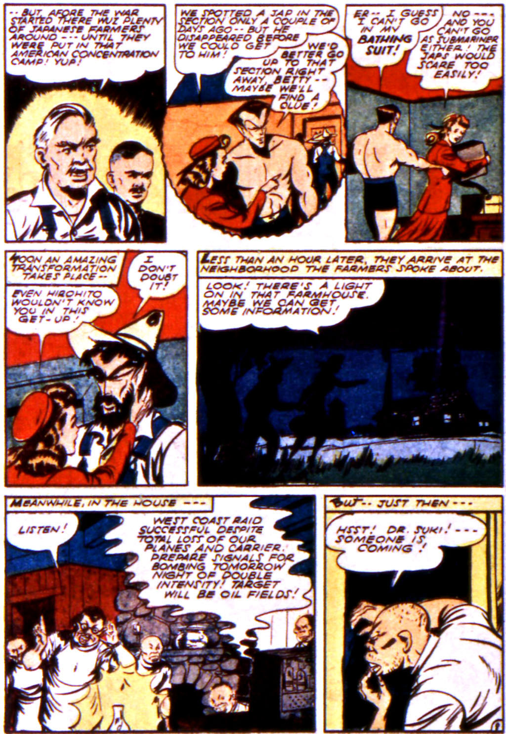 Sub-Mariner Comics Issue #11 #11 - English 28