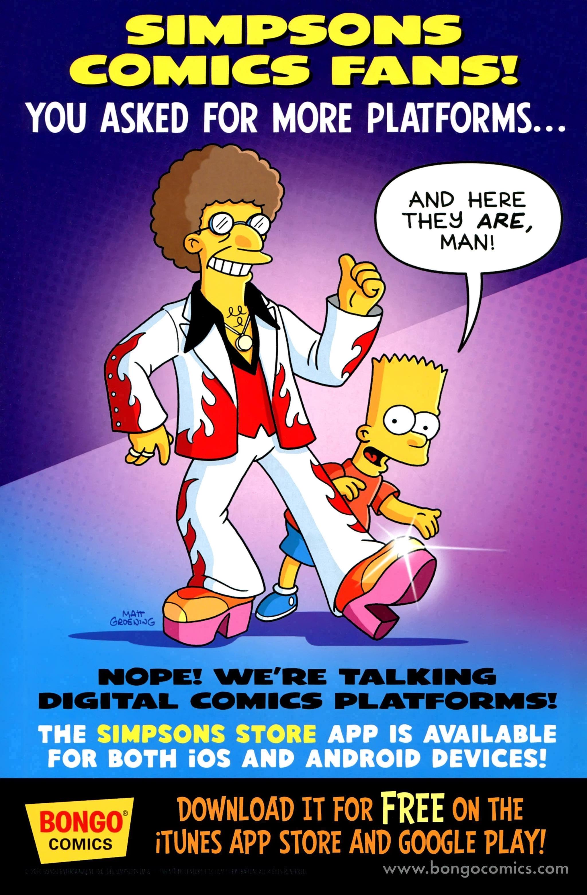 Read online Simpsons Comics comic -  Issue #239 - 2