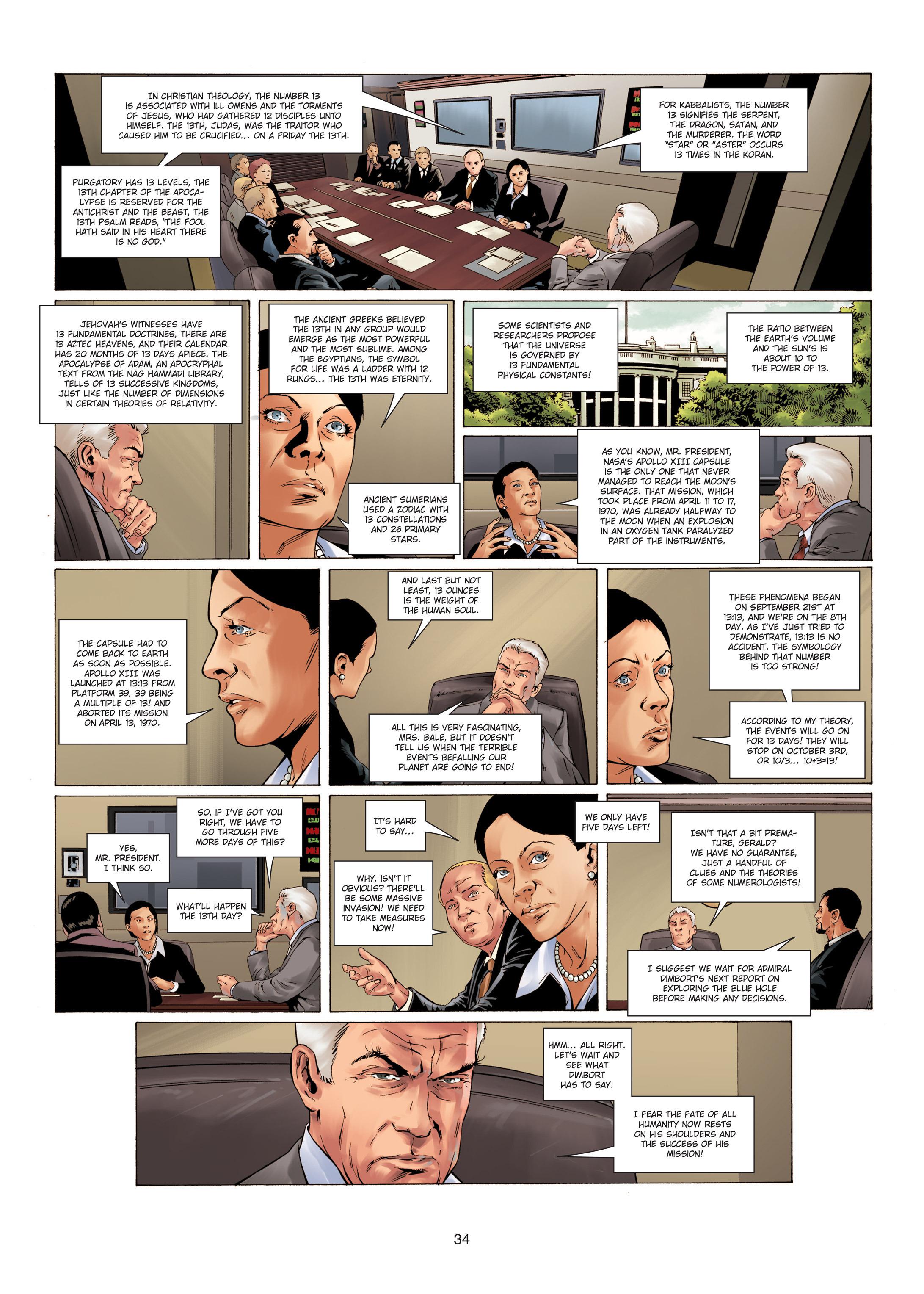 Promethee #4 #16 - English 34