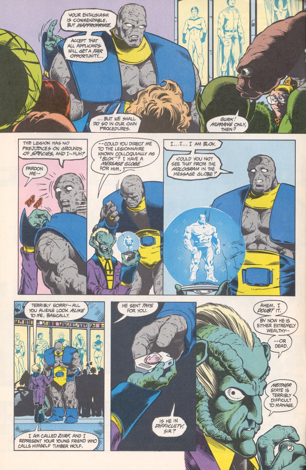 Tales of the Legion Issue #338 #25 - English 3