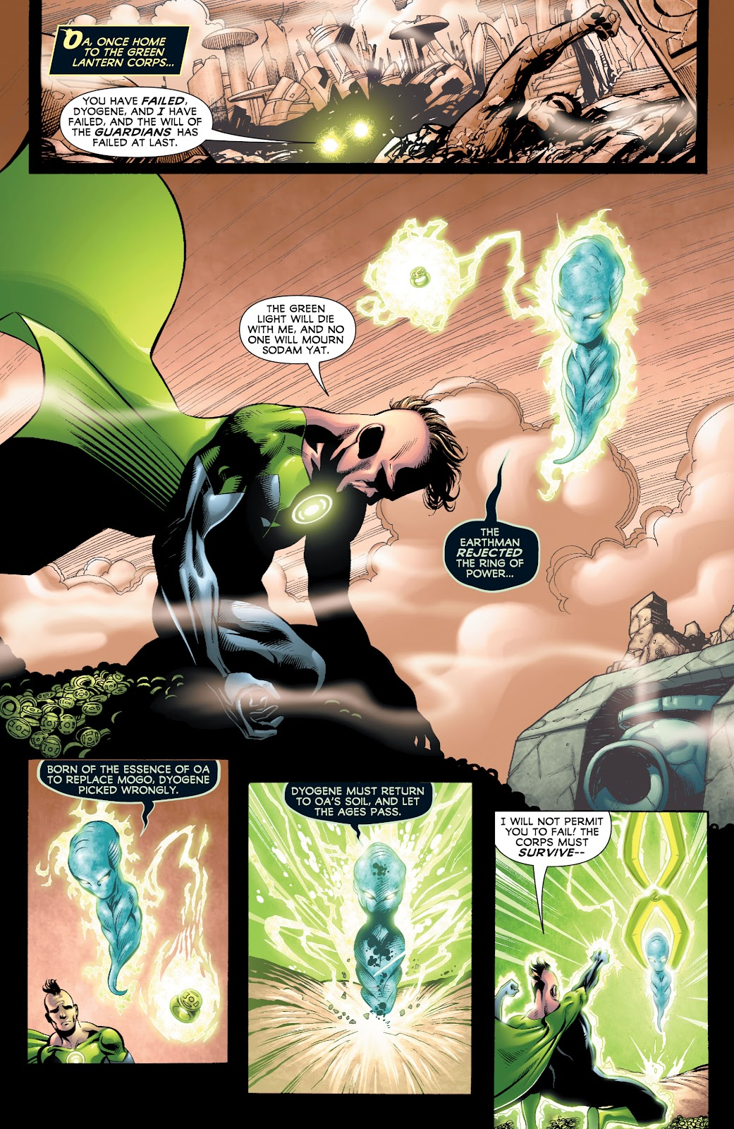 Legion of Super-Heroes (2010) Issue #4 #5 - English 23