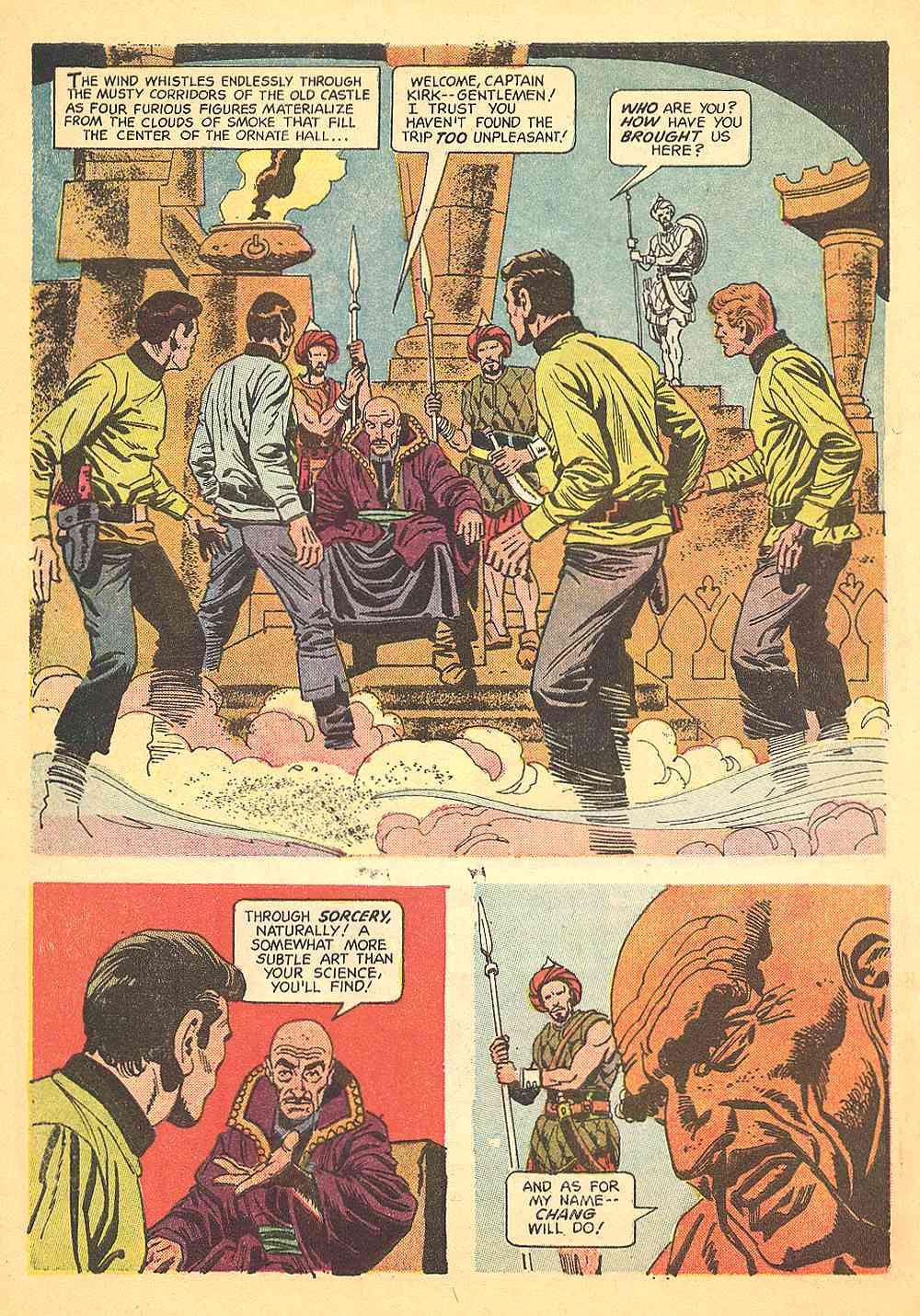 Star Trek (1967) Issue #10 #10 - English 5