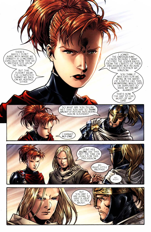 Read online Scion comic -  Issue #18 - 20