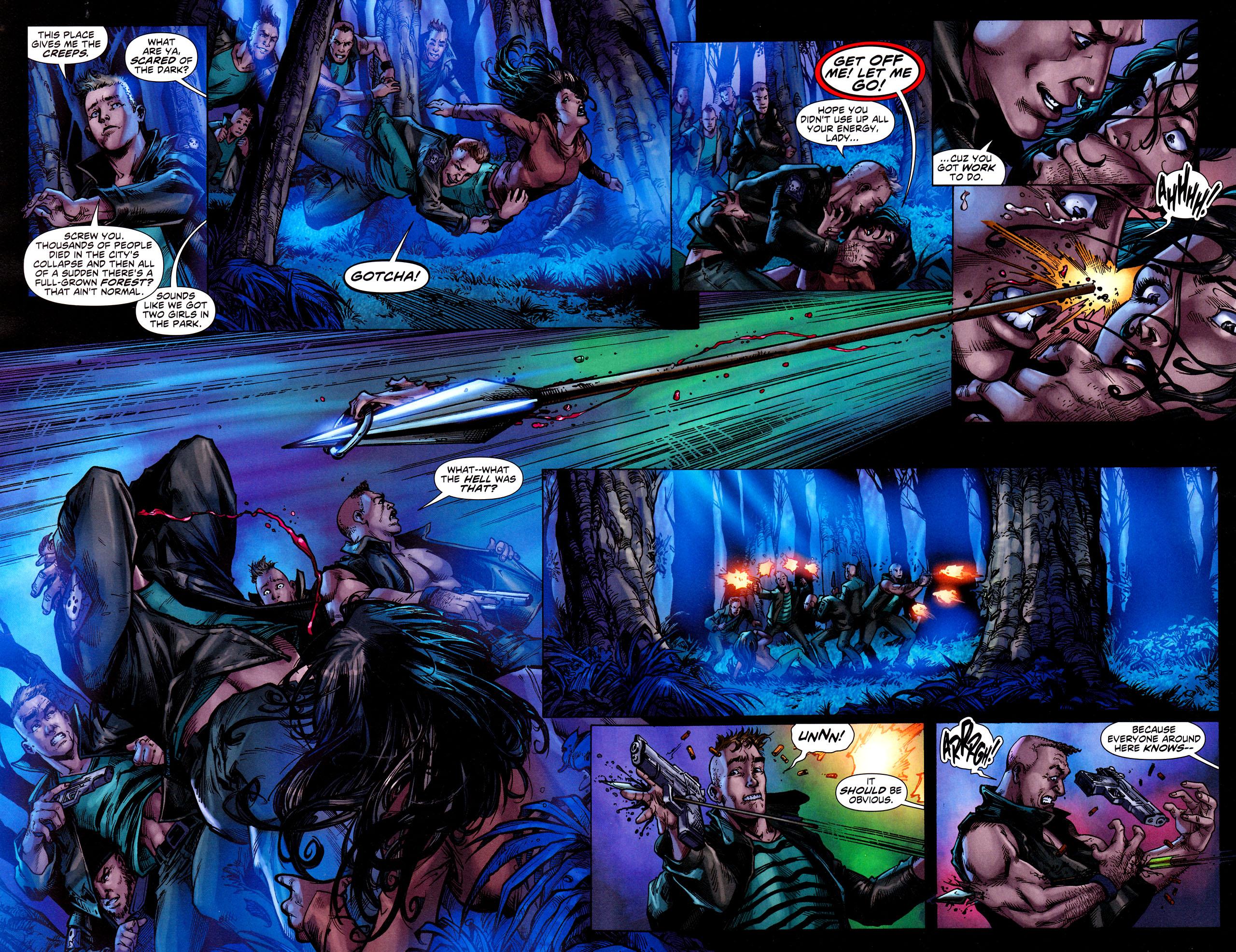 Read online Adventure Comics (2009) comic -  Issue #11 - 30