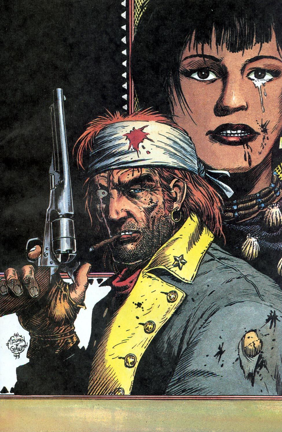 Jonah Hex: Two-Gun Mojo Issue #3 #3 - English 3