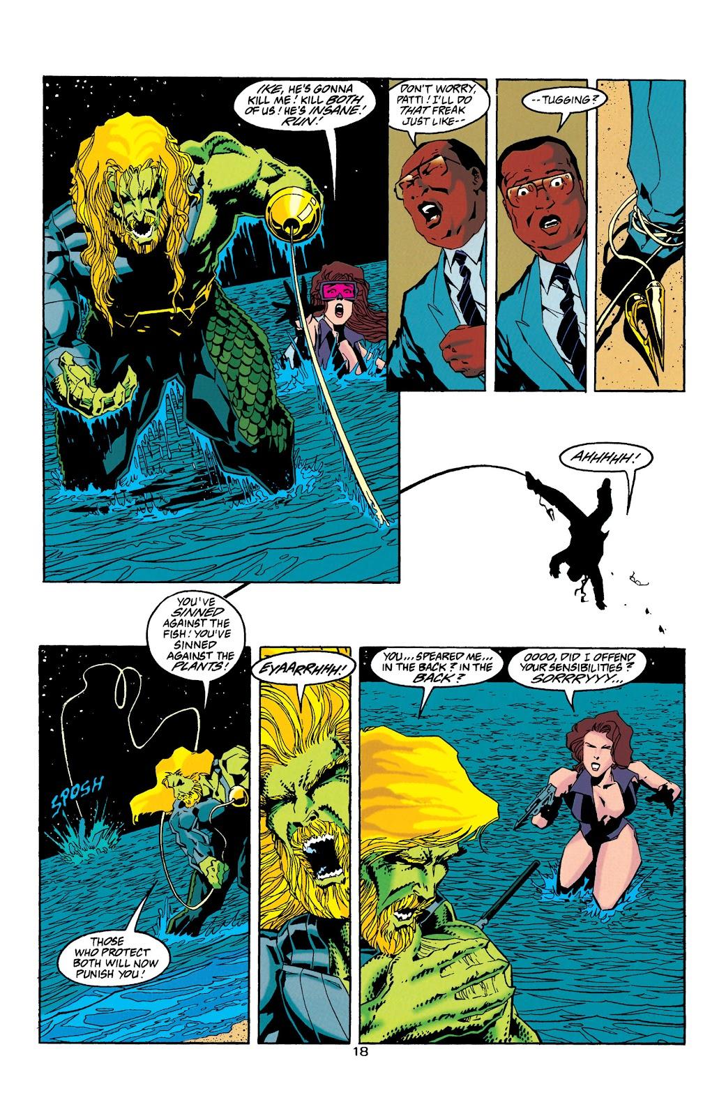 Aquaman (1994) Issue #32 #38 - English 18