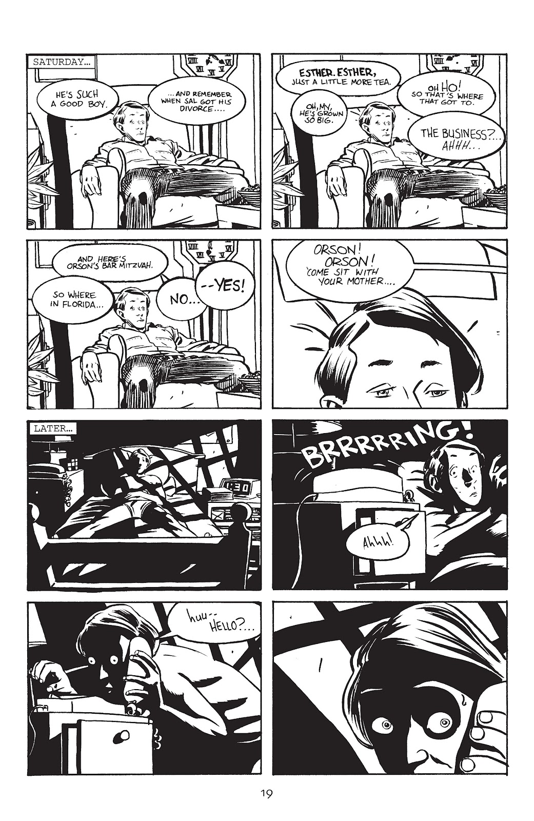 Stray Bullets Issue #5 #5 - English 21