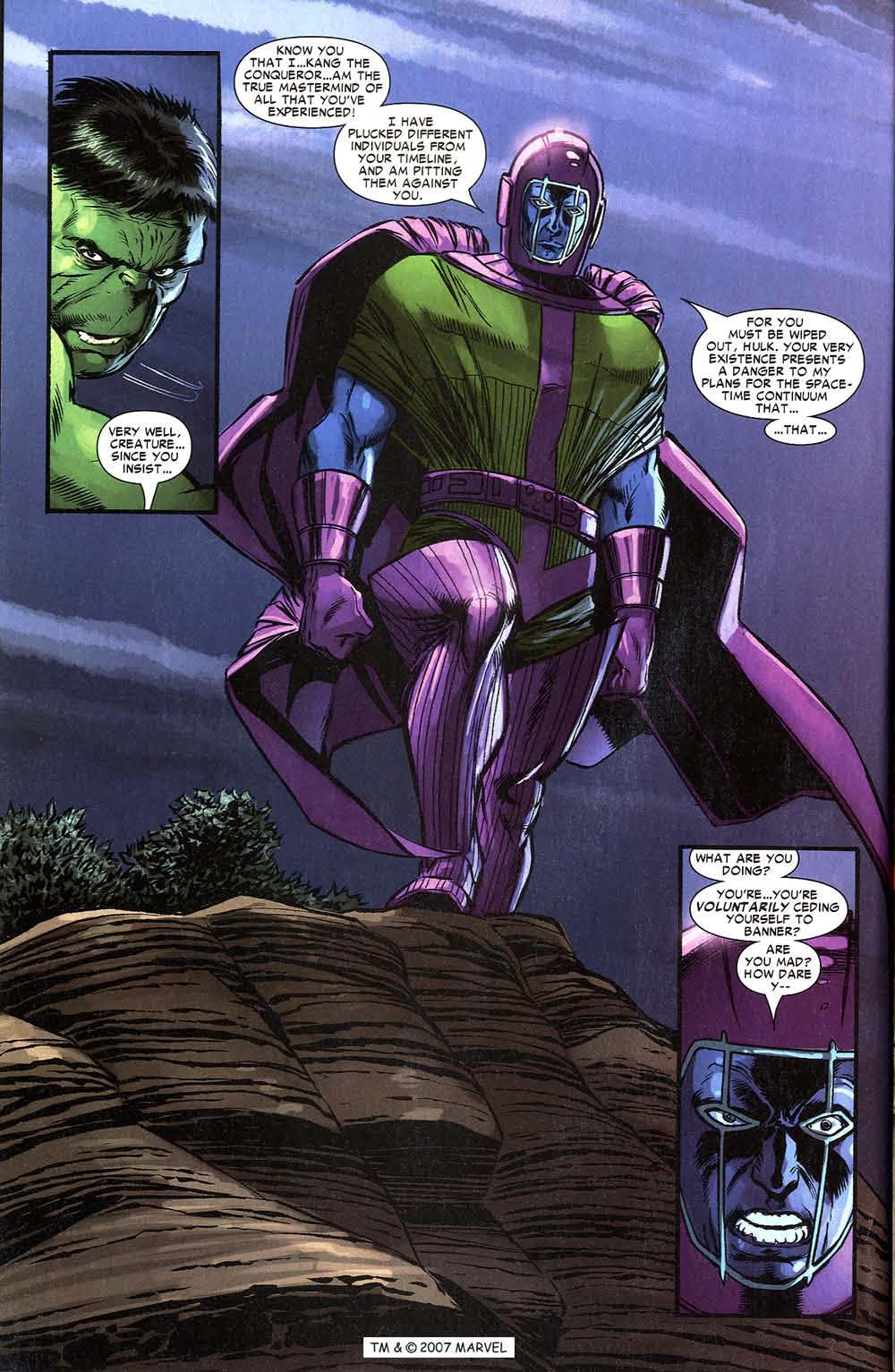 Read online The Incredible Hulk (2000) comic -  Issue #80 - 32