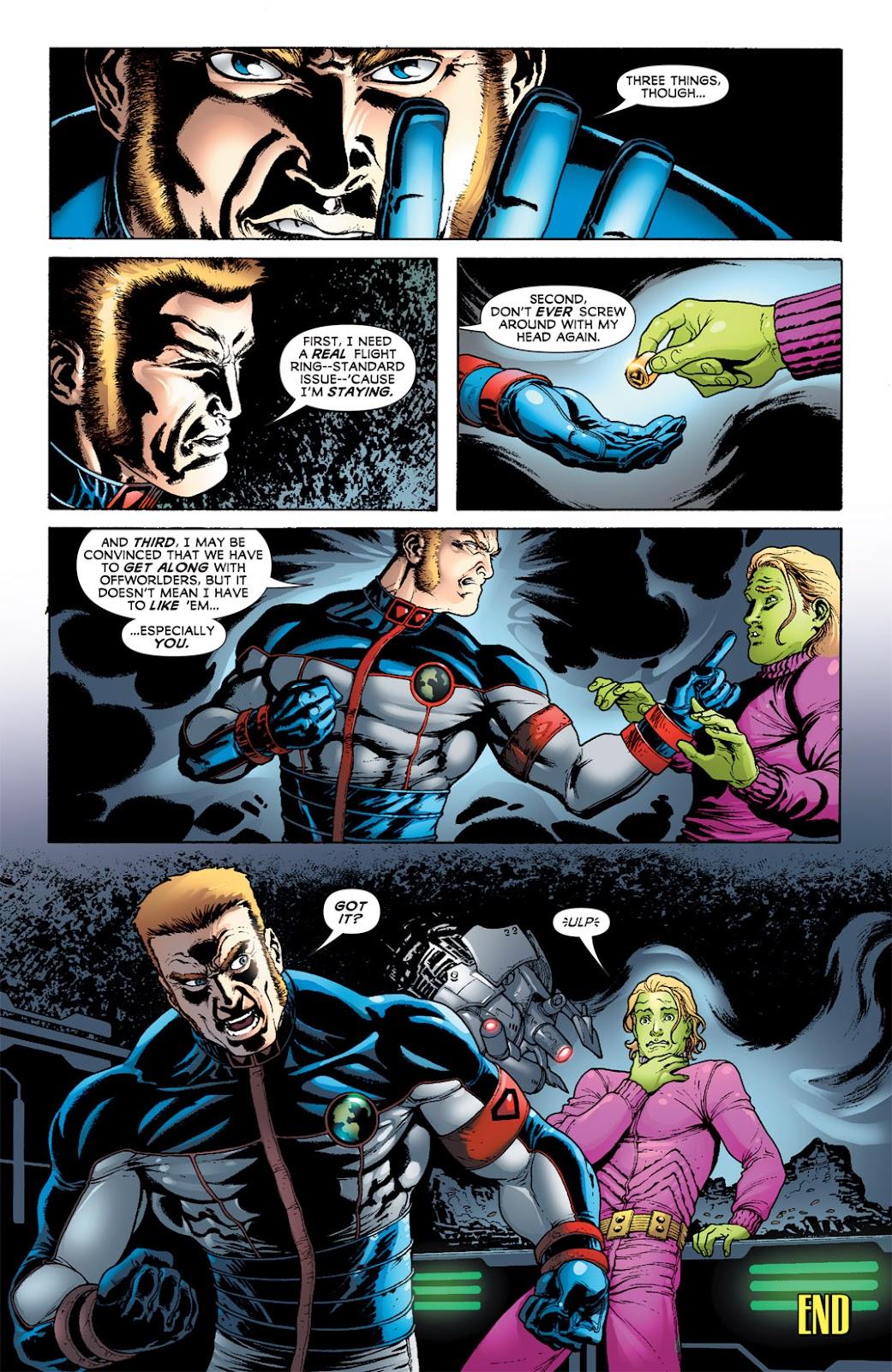 Legion of Super-Heroes (2010) Issue #6 #7 - English 16