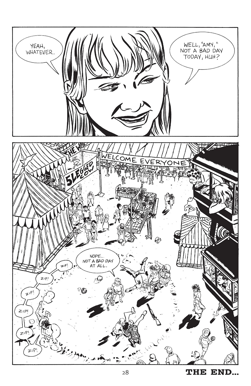 Stray Bullets Issue #12 #12 - English 30