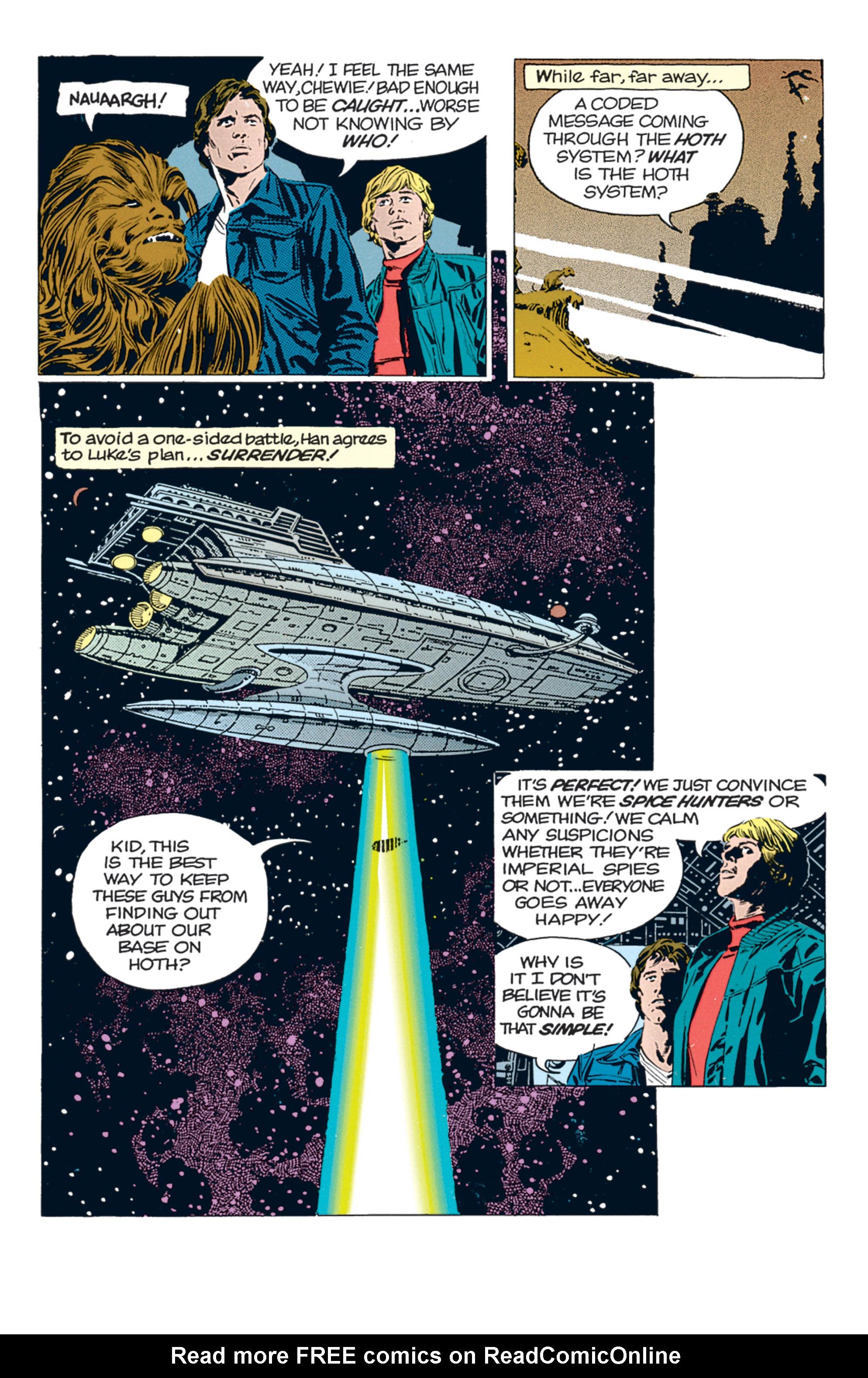 Classic Star Wars #19 #19 - English 8