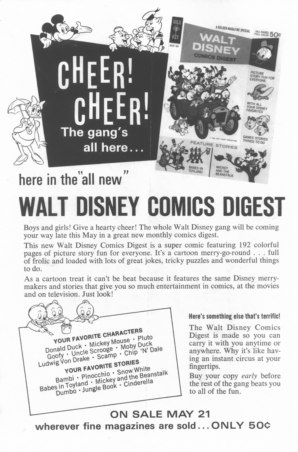 Uncle Scrooge (1953) Issue #75 #75 - English 2