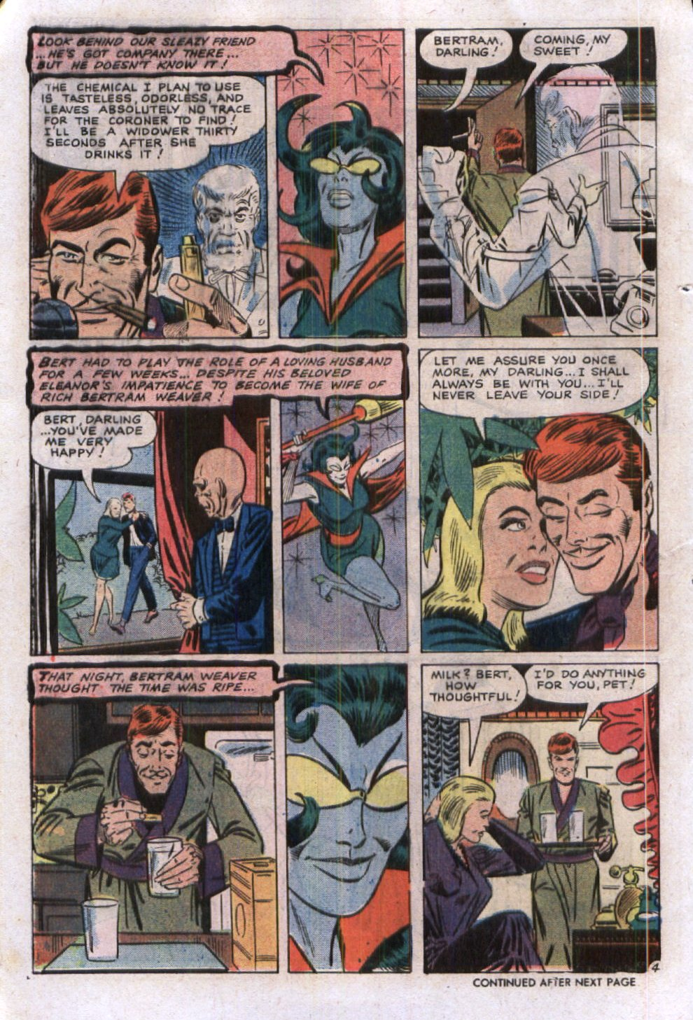 Read online Scary Tales comic -  Issue #16 - 16