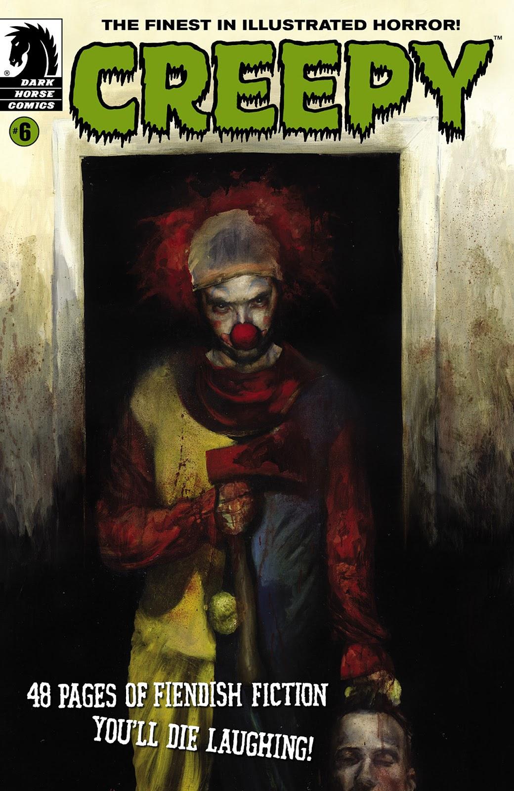 Creepy (2009) Issue #6 #6 - English 1