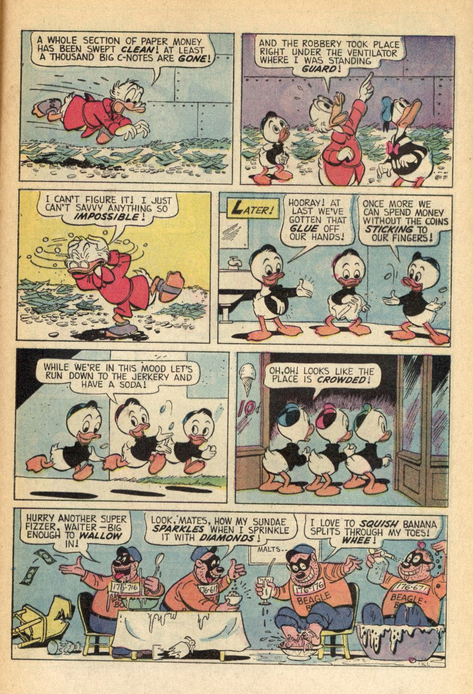 Uncle Scrooge (1953) Issue #99 #99 - English 21