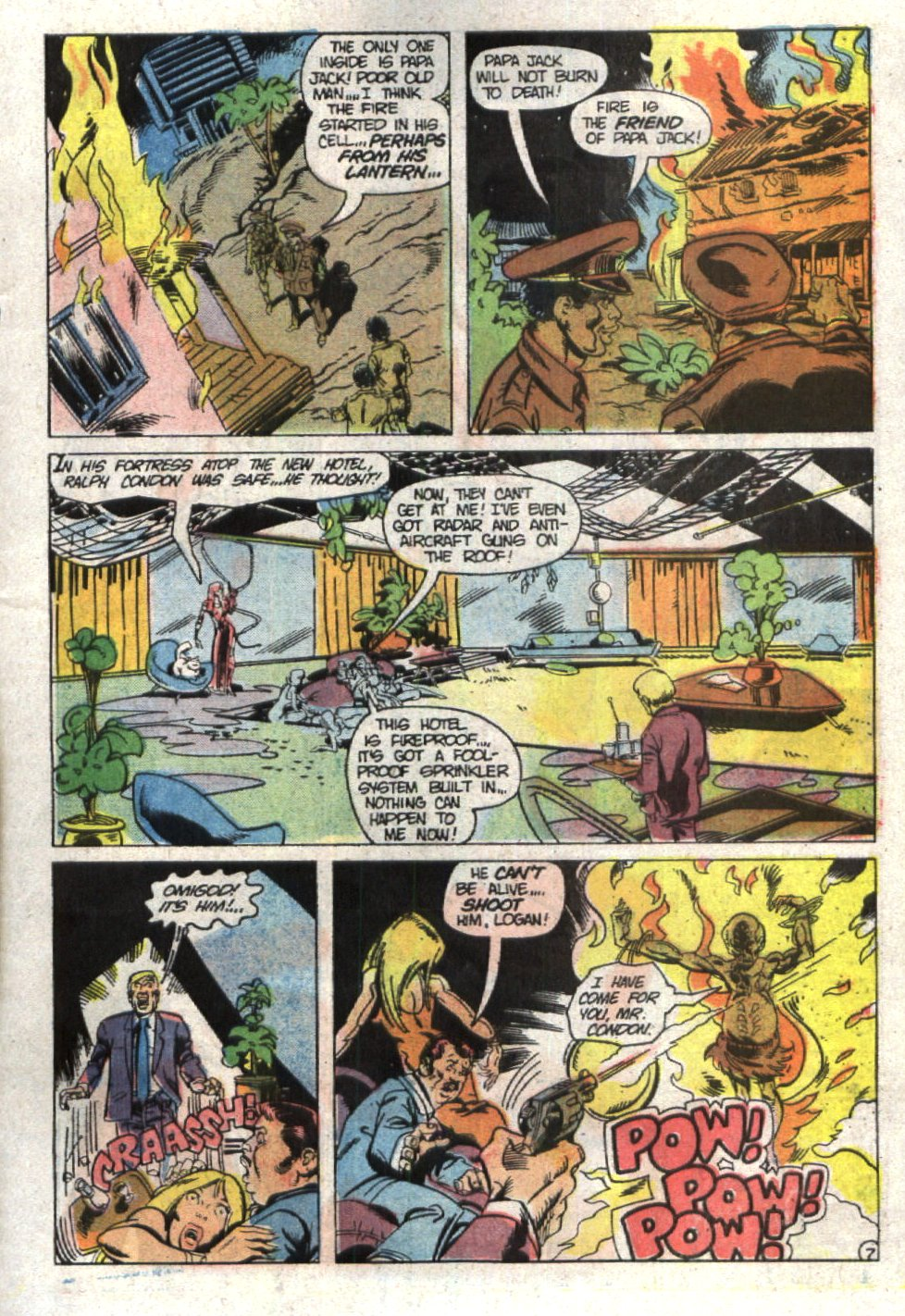 Read online Scary Tales comic -  Issue #24 - 31