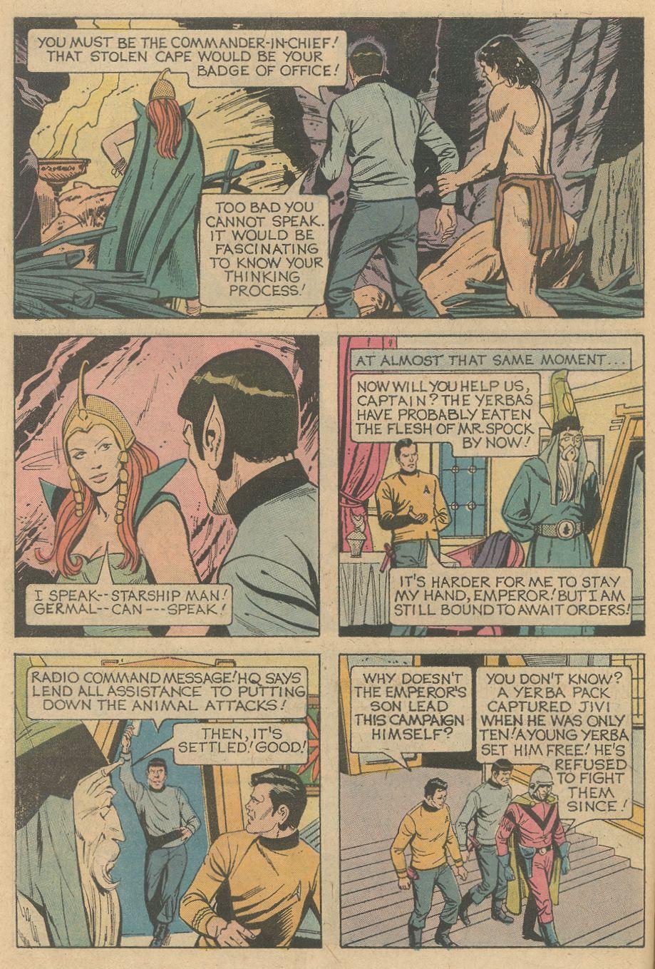 Star Trek (1967) Issue #32 #32 - English 8