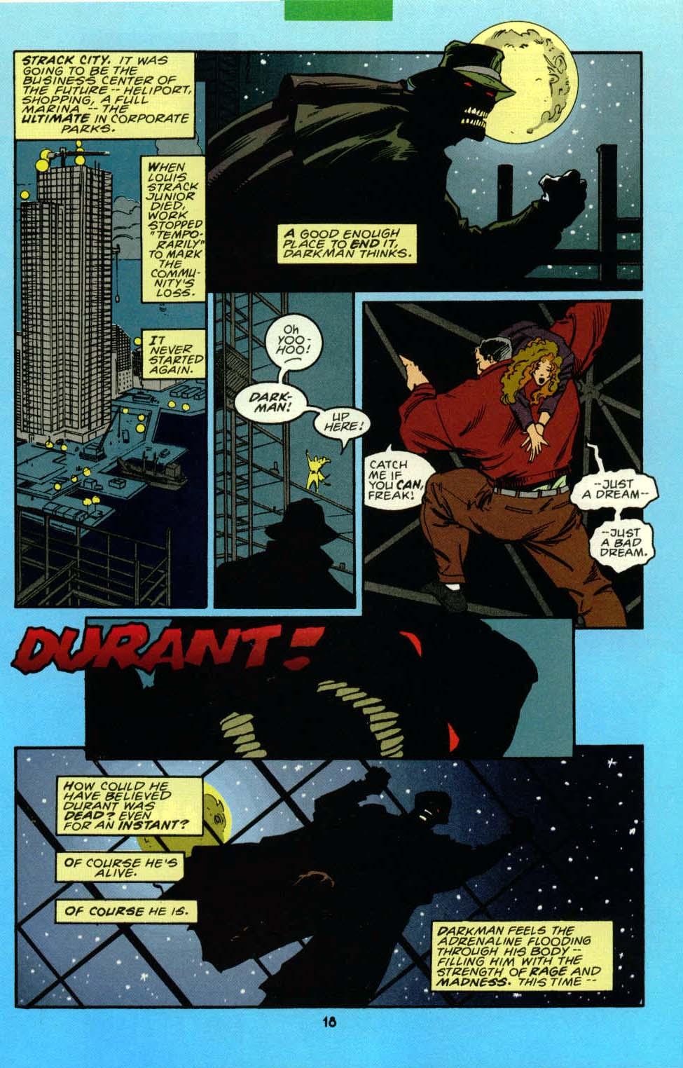 Darkman (1993) #5 #5 - English 15