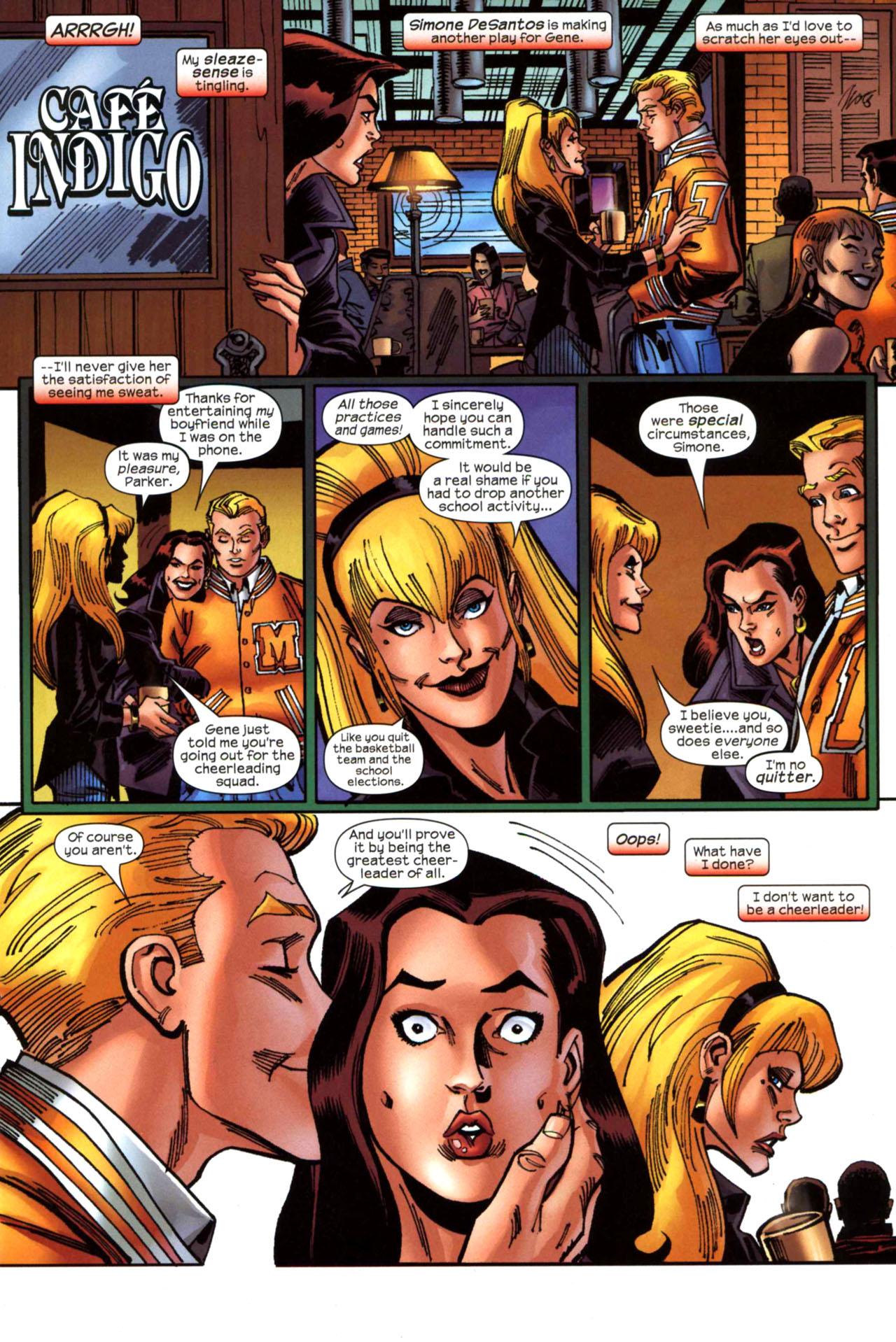 Amazing Spider-Girl #21 #10 - English 7