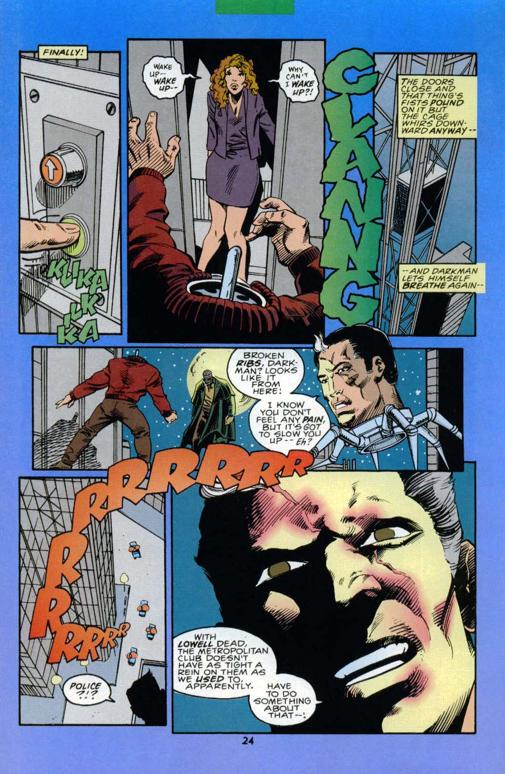 Darkman (1993) #5 #5 - English 19