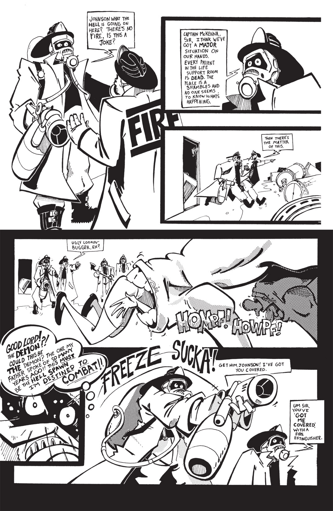 Read online Scud: The Disposable Assassin: The Whole Shebang comic -  Issue # TPB (Part 1) - 162