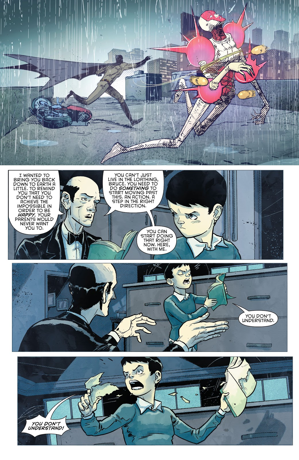 Batman (2011) Issue #52 #71 - English 19