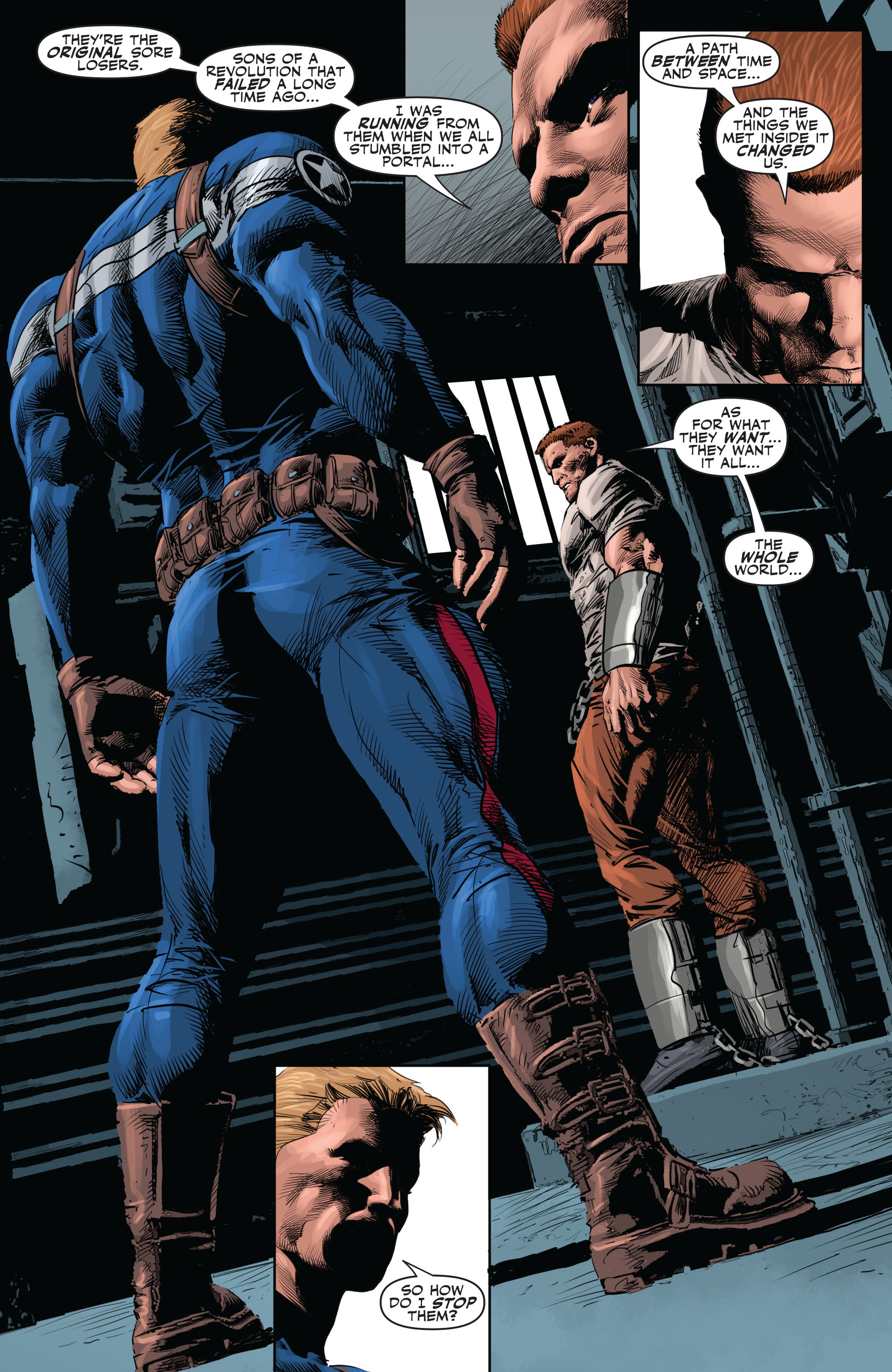 Read online Secret Avengers (2010) comic -  Issue #12 - 23