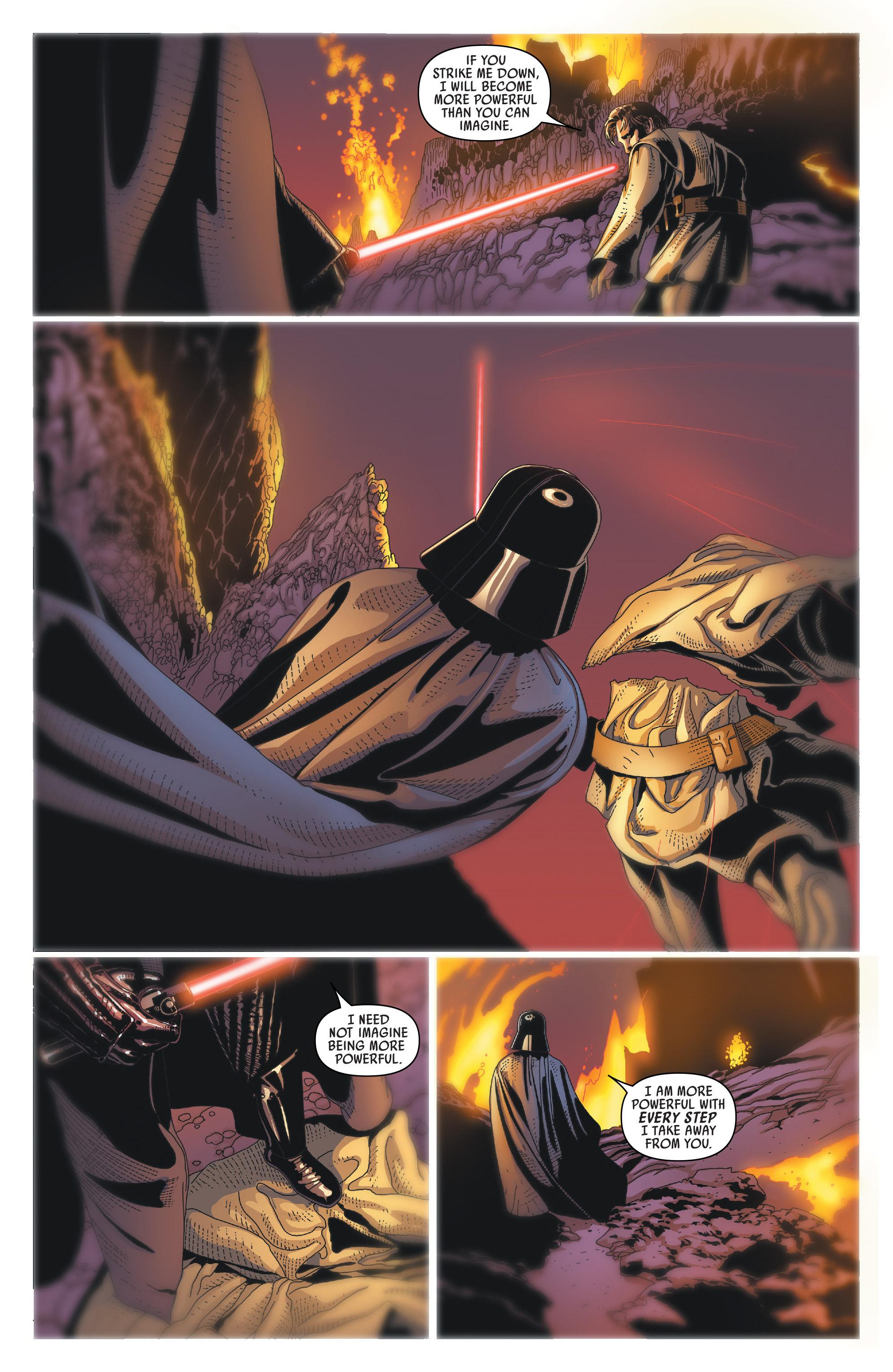 Read online Darth Vader comic -  Issue #24 - 9