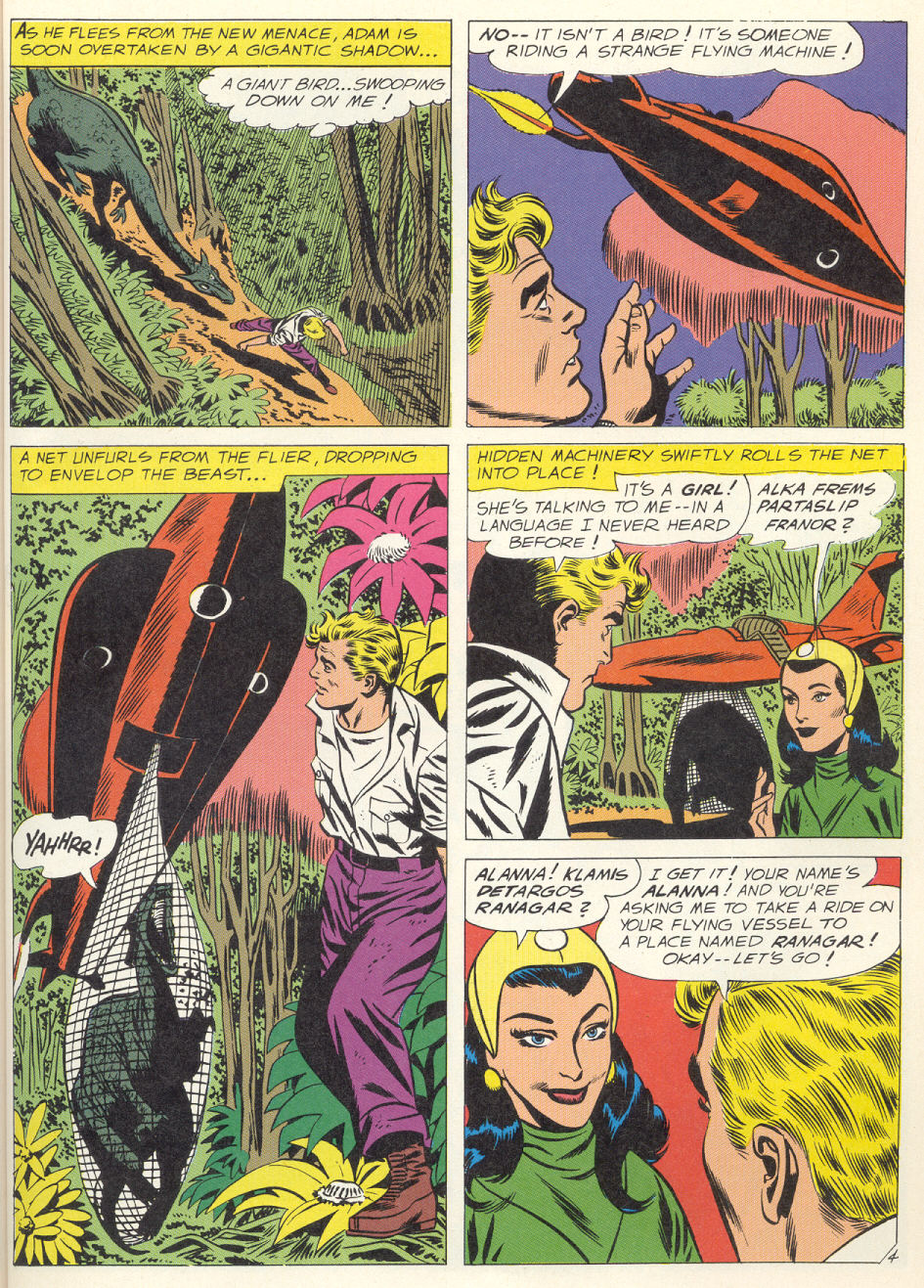 Read online Secret Origins (1961) comic -  Issue # Full - 18