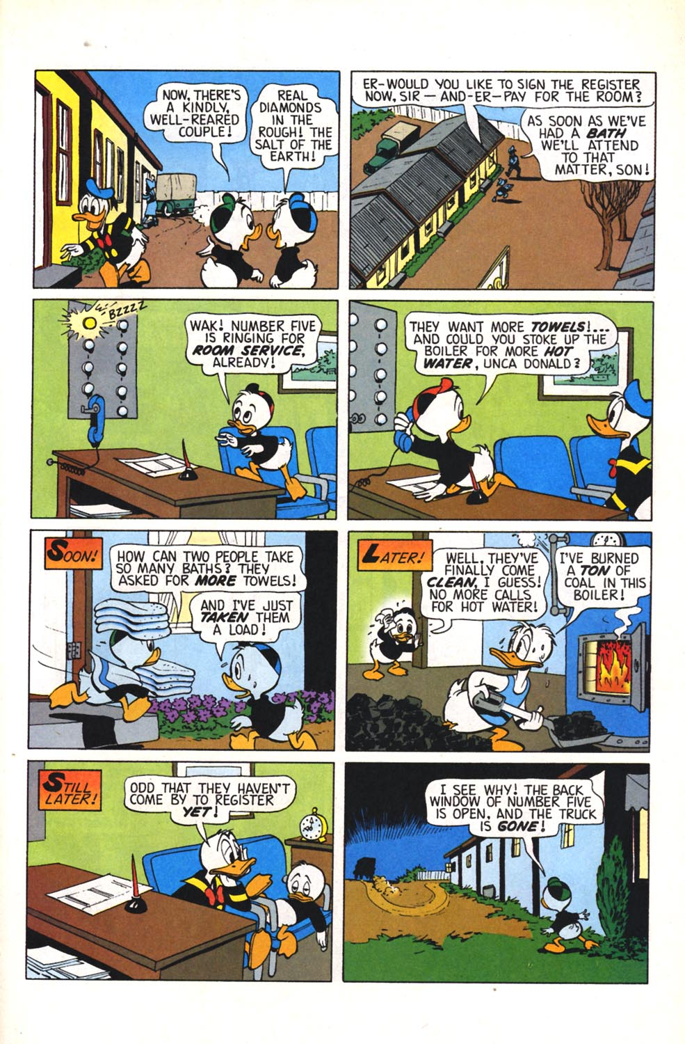 Uncle Scrooge (1953) Issue #305 #305 - English 25