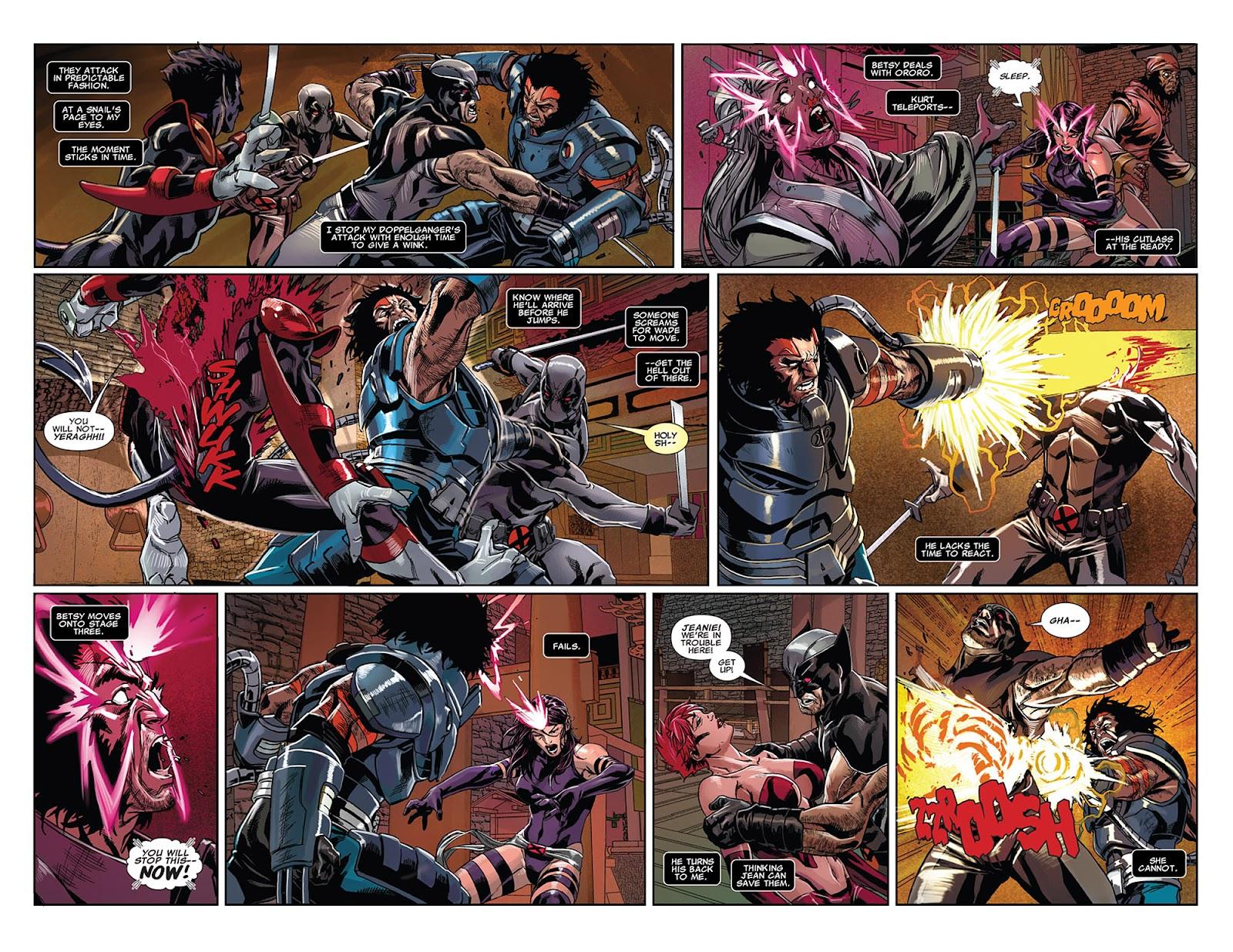Uncanny X-Force (2010) Issue #13 #14 - English 18