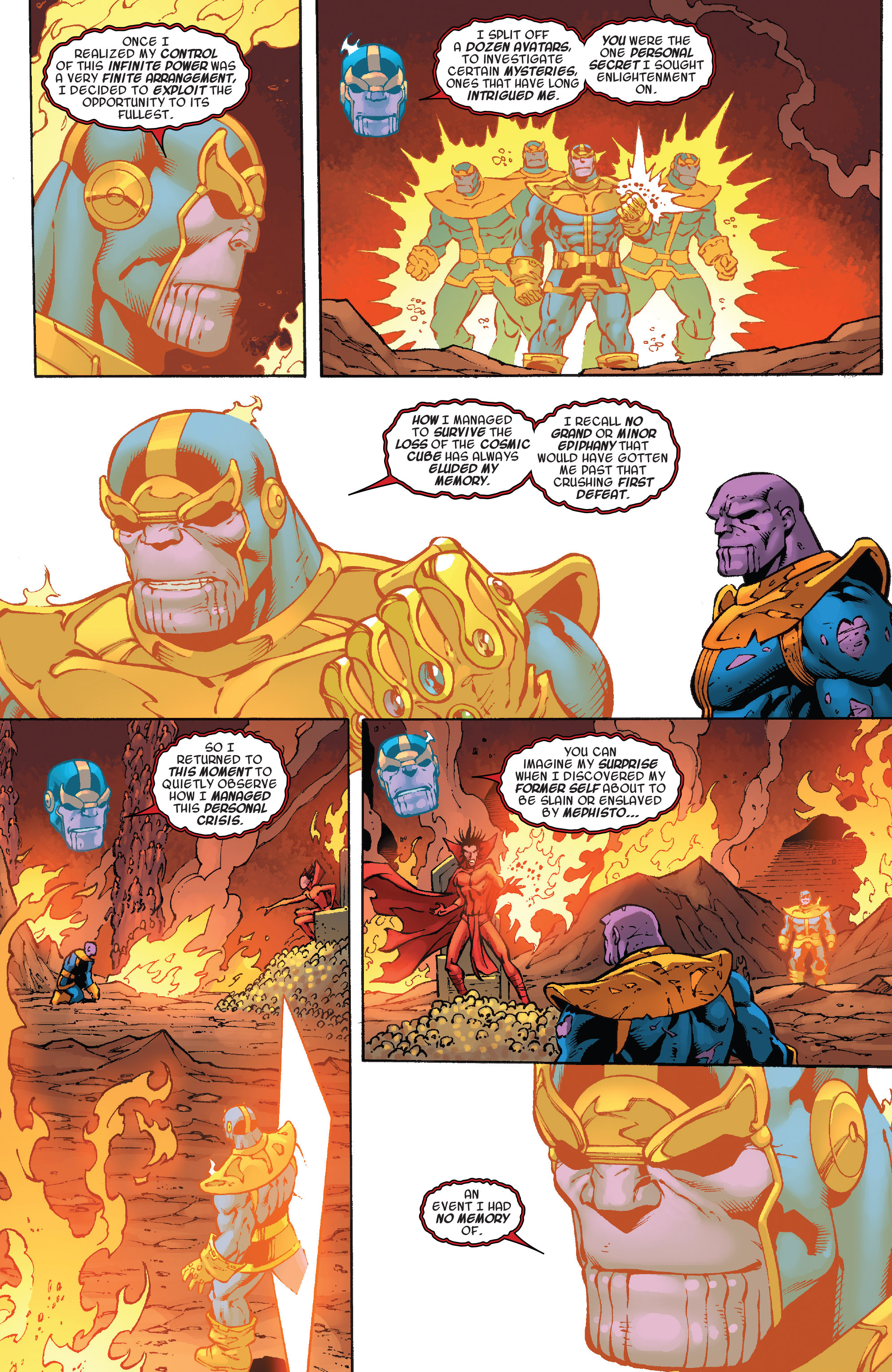 Read online Thanos Annual comic -  Issue # Annual - 15