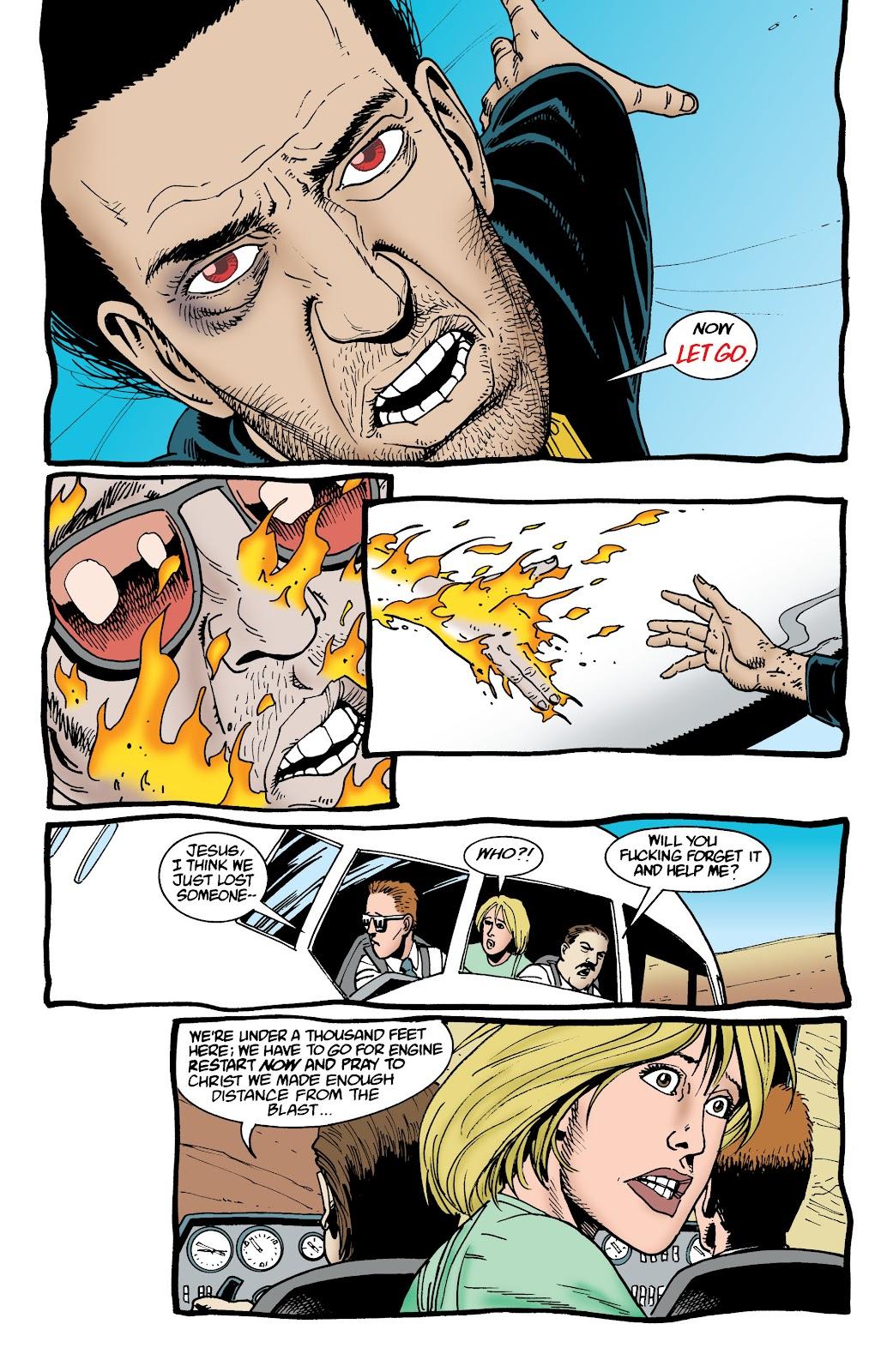 Preacher Issue #37 #46 - English 22