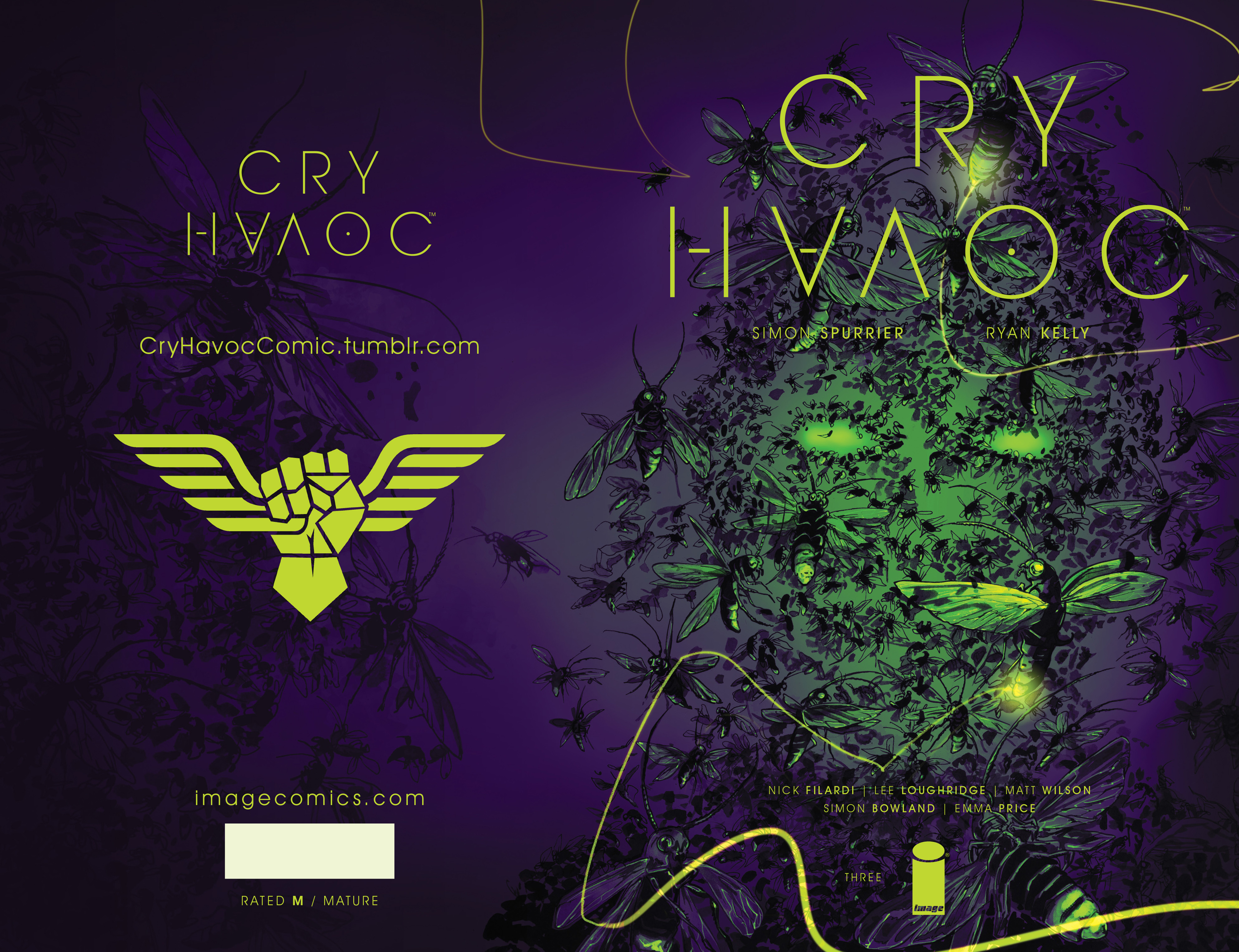 Cry Havoc 3 Page 1