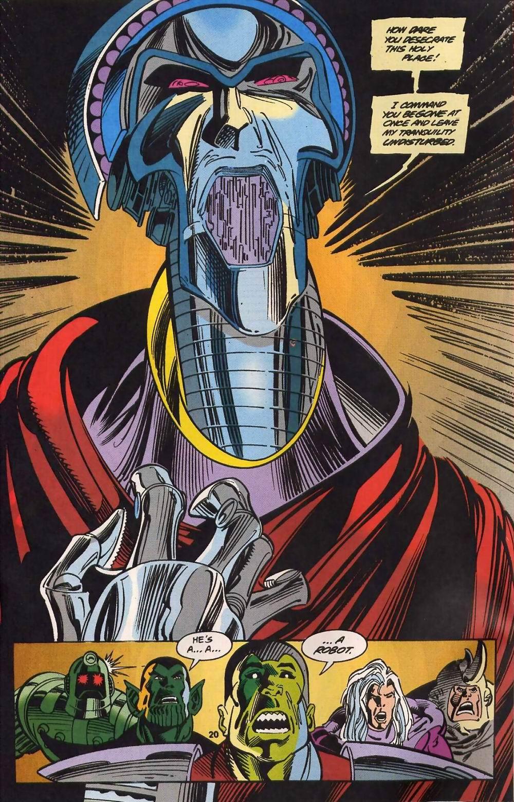 Read online Secret Defenders comic -  Issue #13 - 16