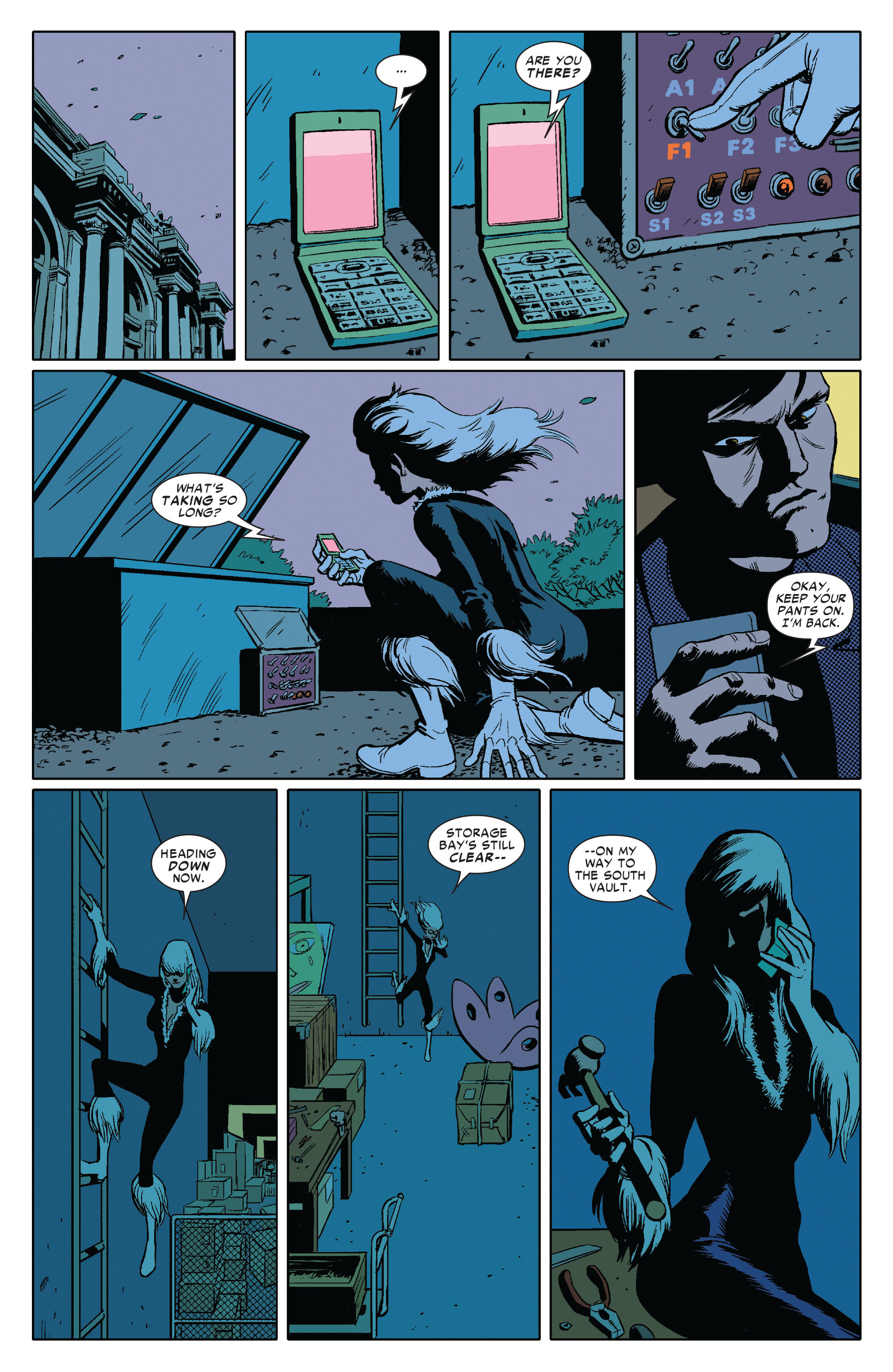 Amazing Spider-Man Presents: Black Cat 3 Page 15