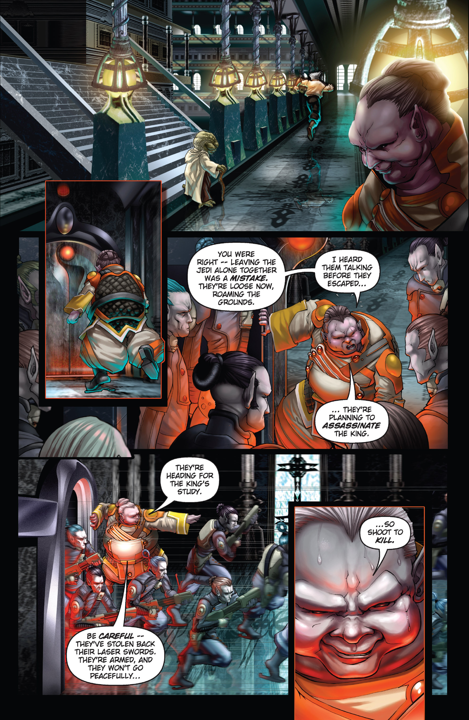 Star Wars Legends Epic Collection: The Clone Wars chap 2 pic 176